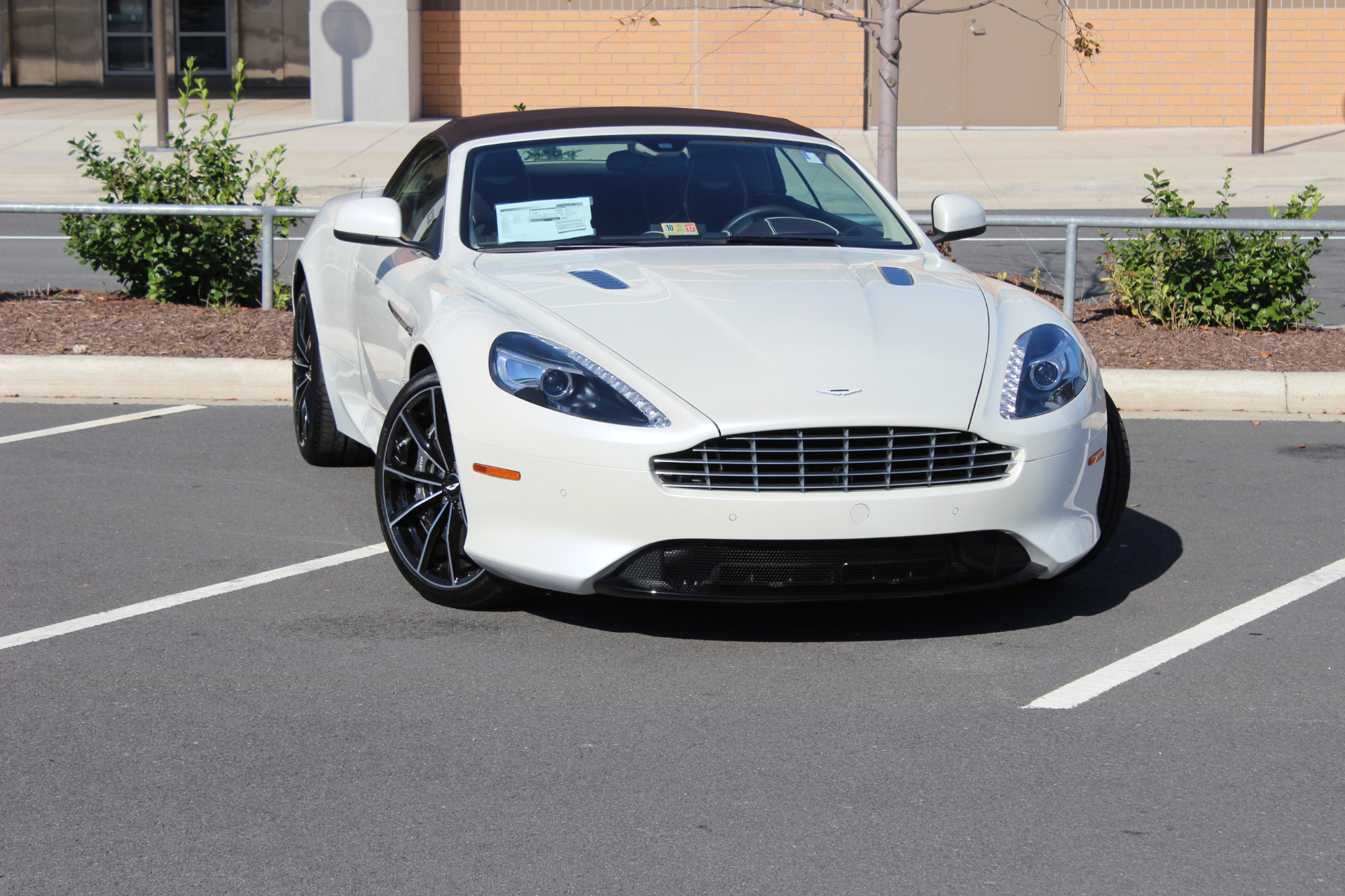 2016 Aston Martin DB9 GT Volante Stock 6B for sale near