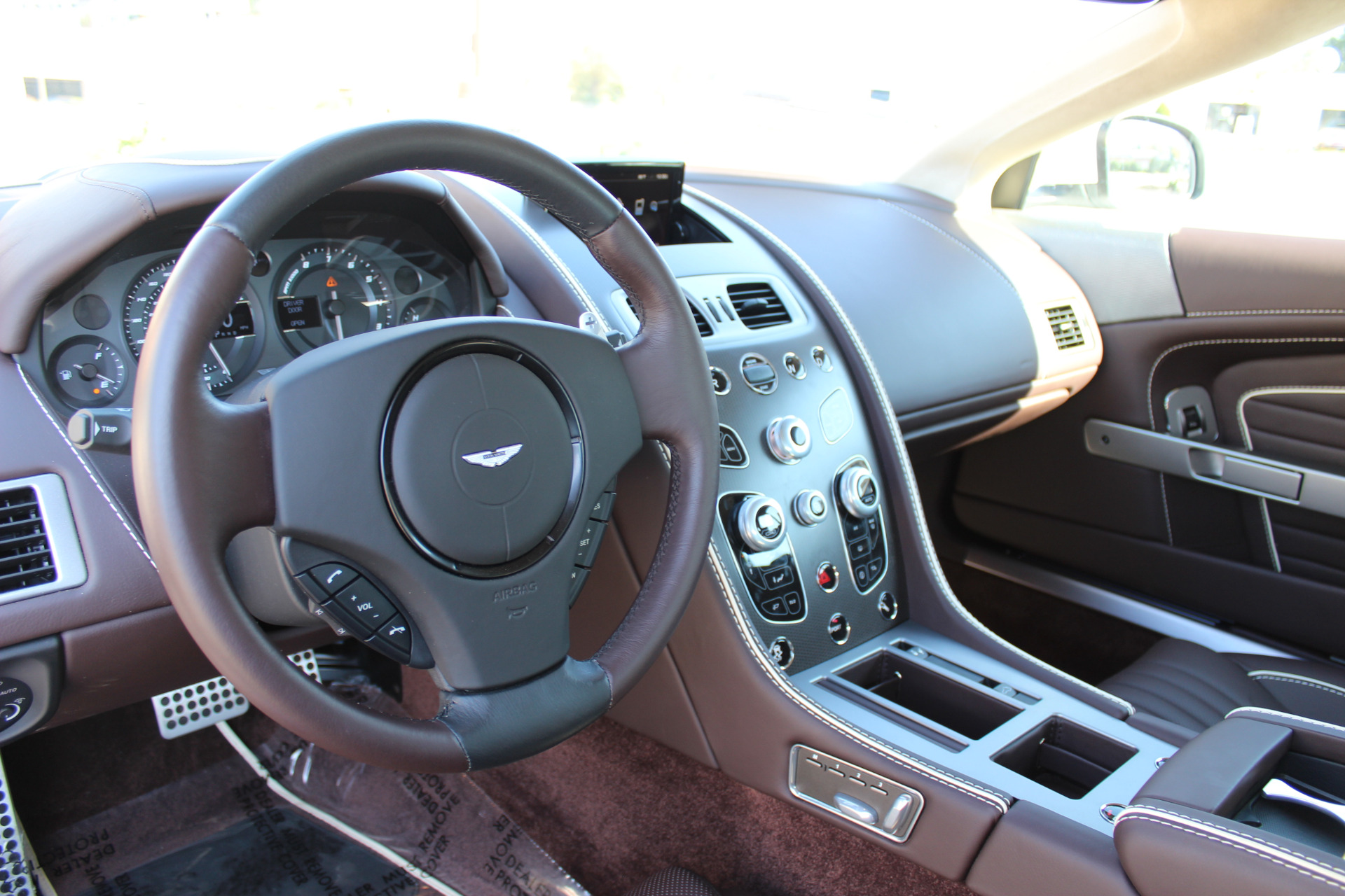 2016 Aston Martin DB9 GT Volante Stock 6B for sale near