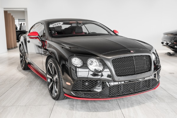 Used 2016 Bentley Continental GT V8-S | Vienna, VA