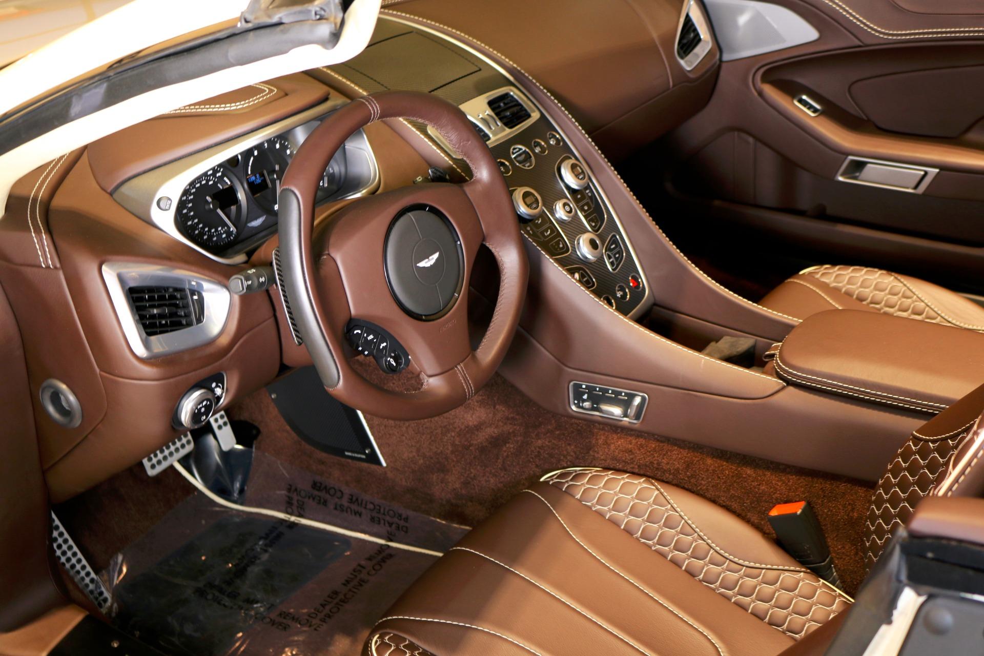 New 2016 Aston Martin Vanquish Volante Vienna Va