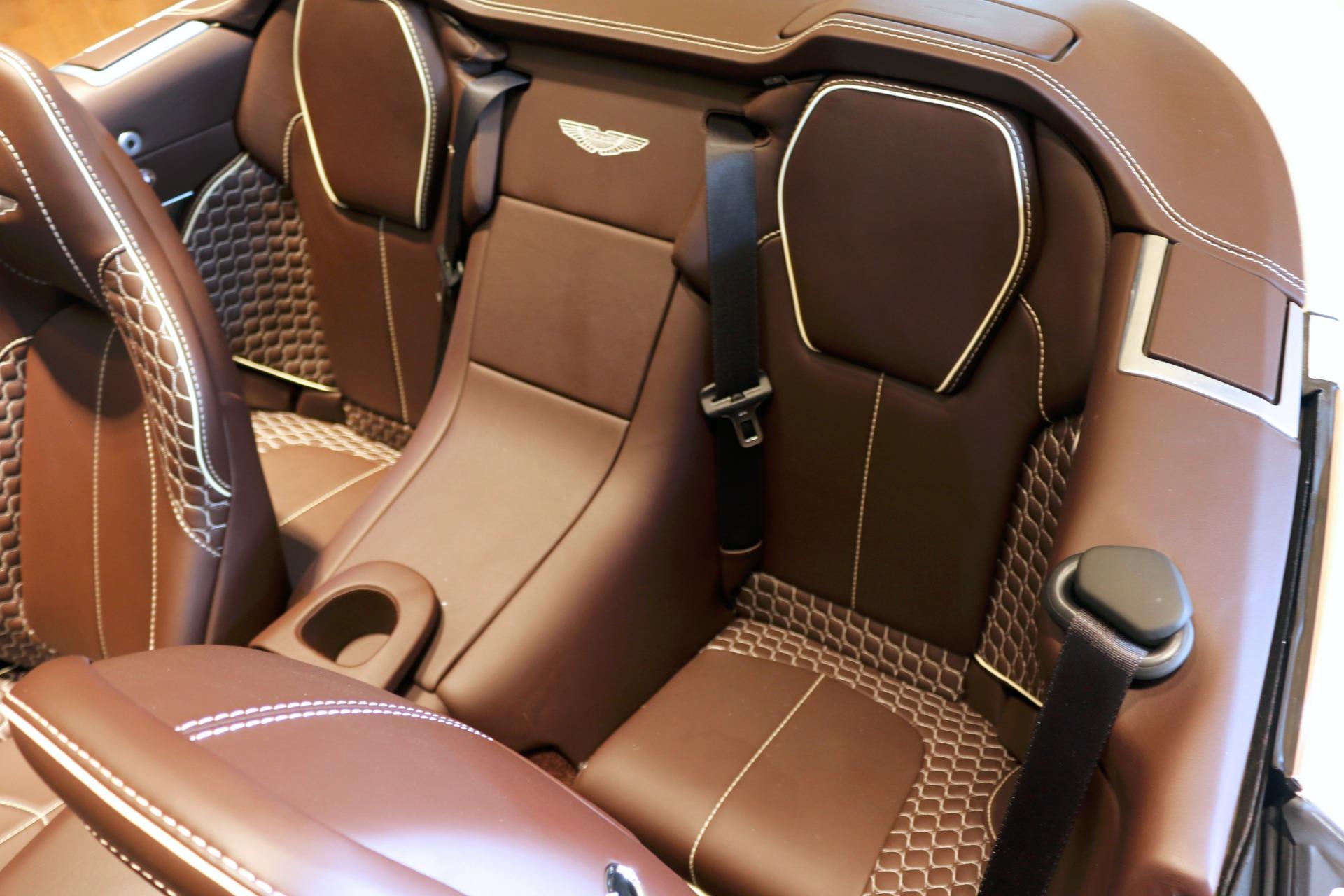2016 Aston Martin Vanquish Volante Stock 6k02880 For Sale Near