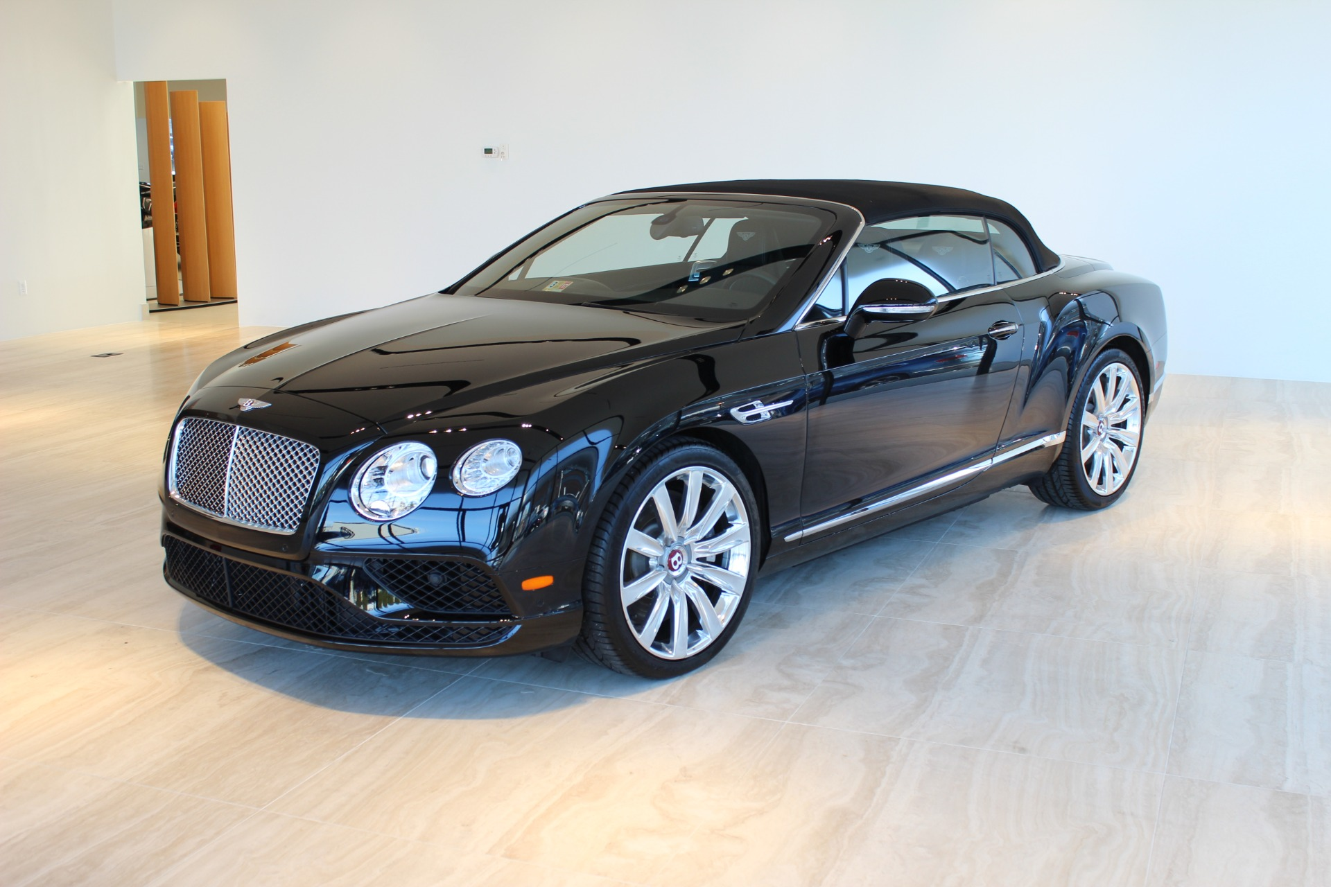 2016 bentley continental gt v8 convertible stock 6nc055369 for sale near vienna va va. Black Bedroom Furniture Sets. Home Design Ideas