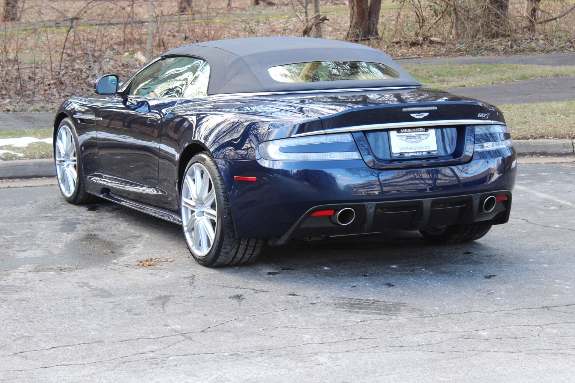 Aston Martin DBS Volante Volante Stock PE For Sale Near - Aston martin washington dc
