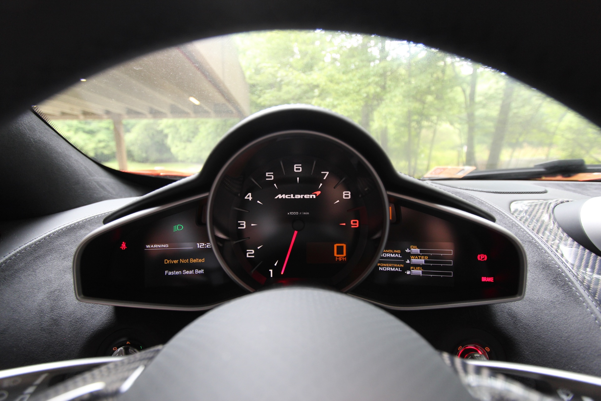 2014 Mclaren Mp4 12c Stock 4n003229 For Sale Near Vienna Va Automatic Headlight Reminder New