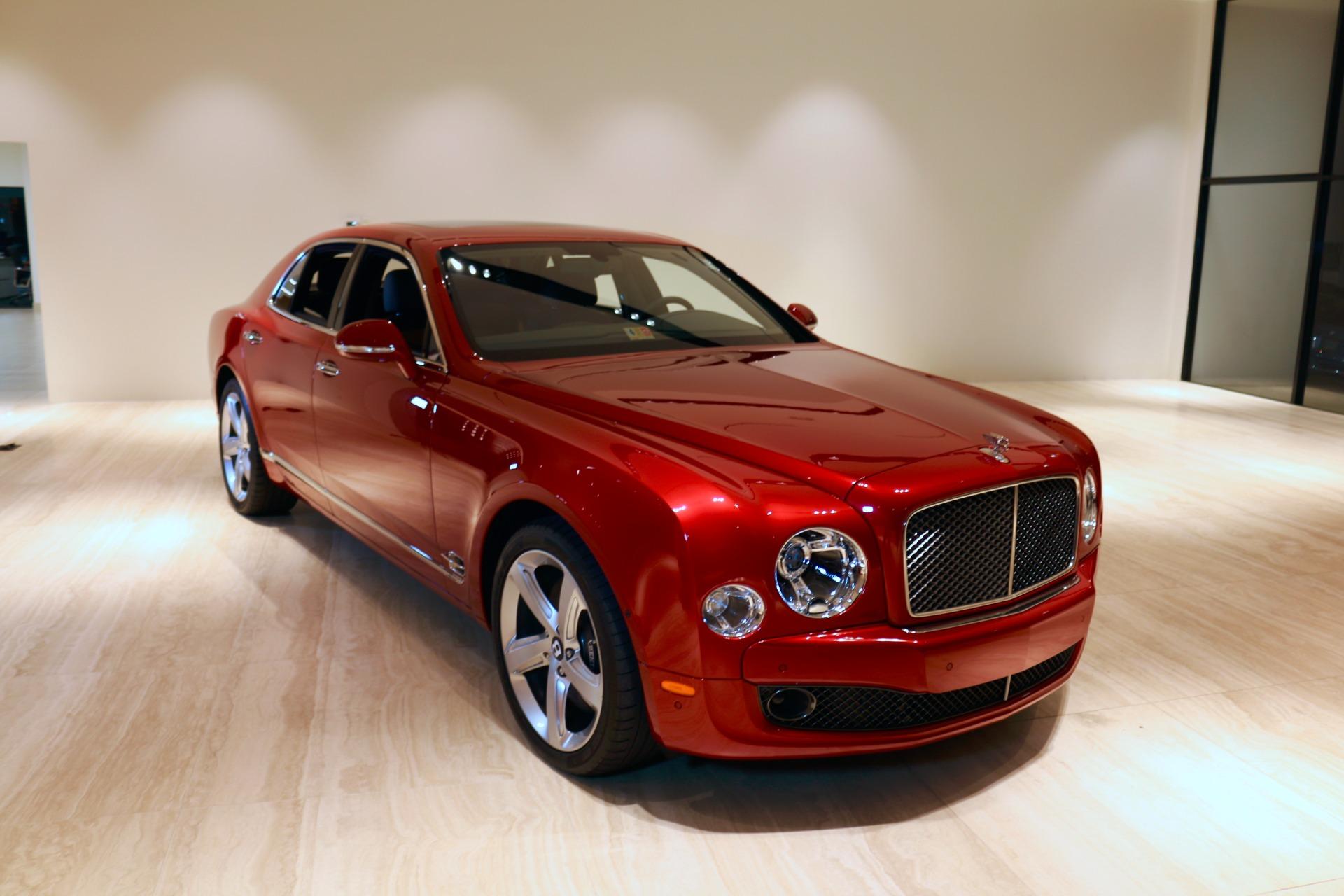 Used 2016 Bentley Mulsanne Speed | Vienna, VA