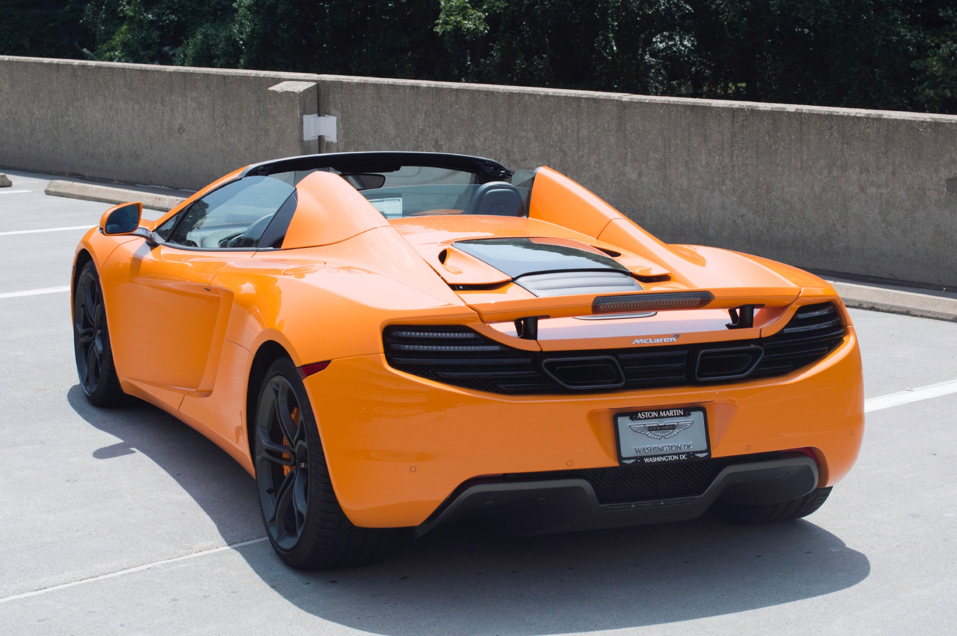 New 2014 McLaren MP4 12C Spider | Vienna, VA