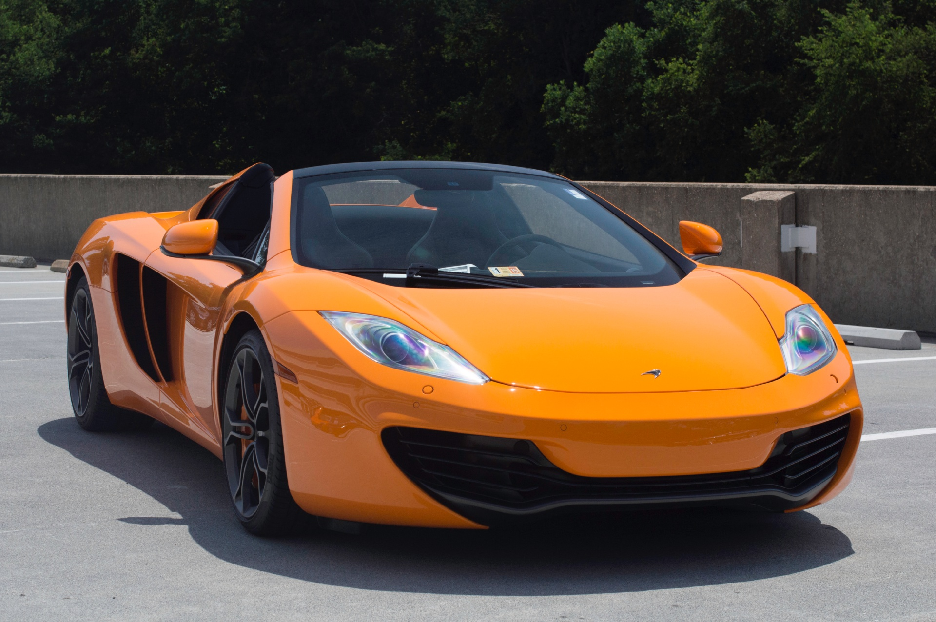 Awesome New 2014 McLaren MP4 12C Spider | Vienna, VA