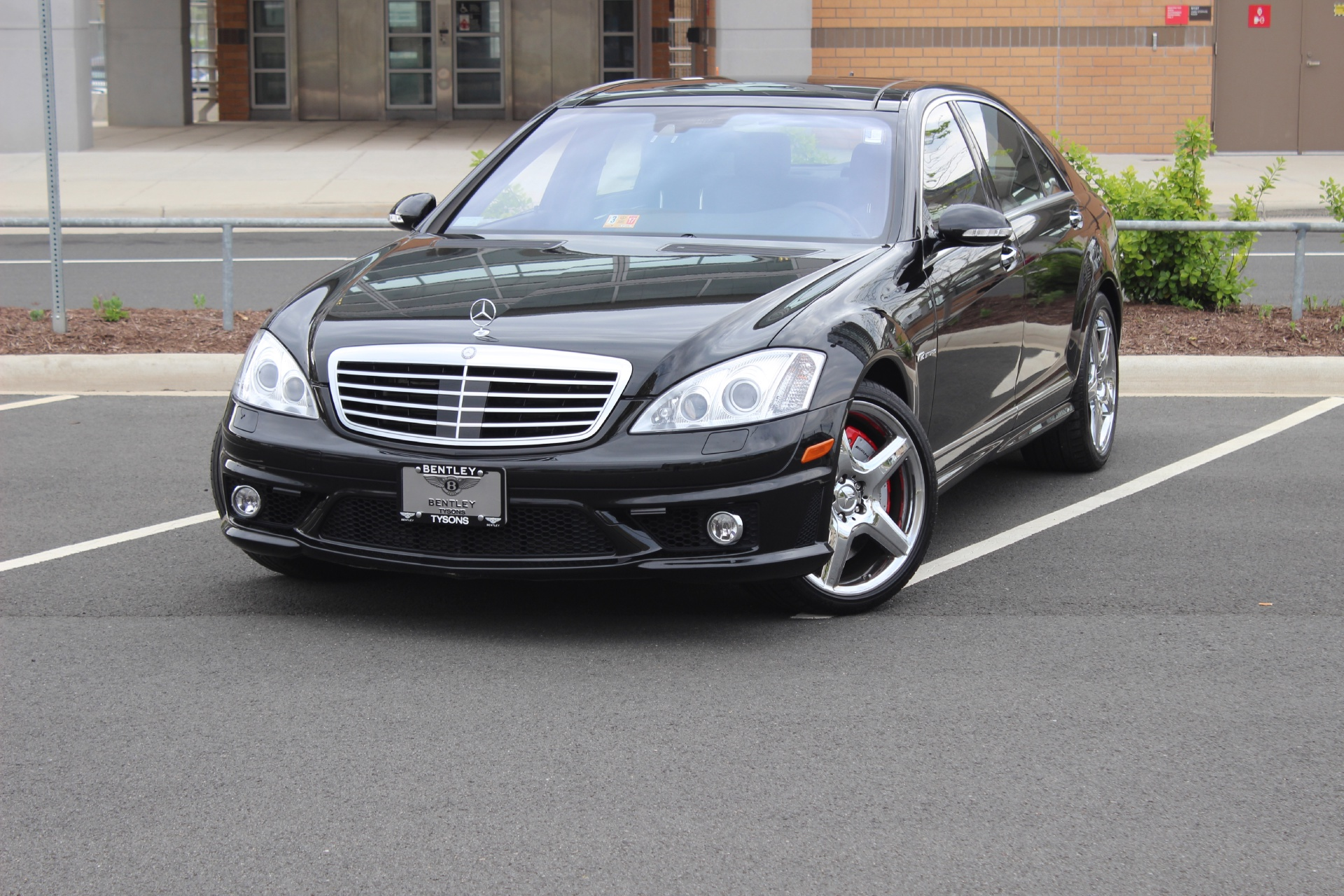 2007 mercedes benz s class s65 amg stock p116978 for. Black Bedroom Furniture Sets. Home Design Ideas
