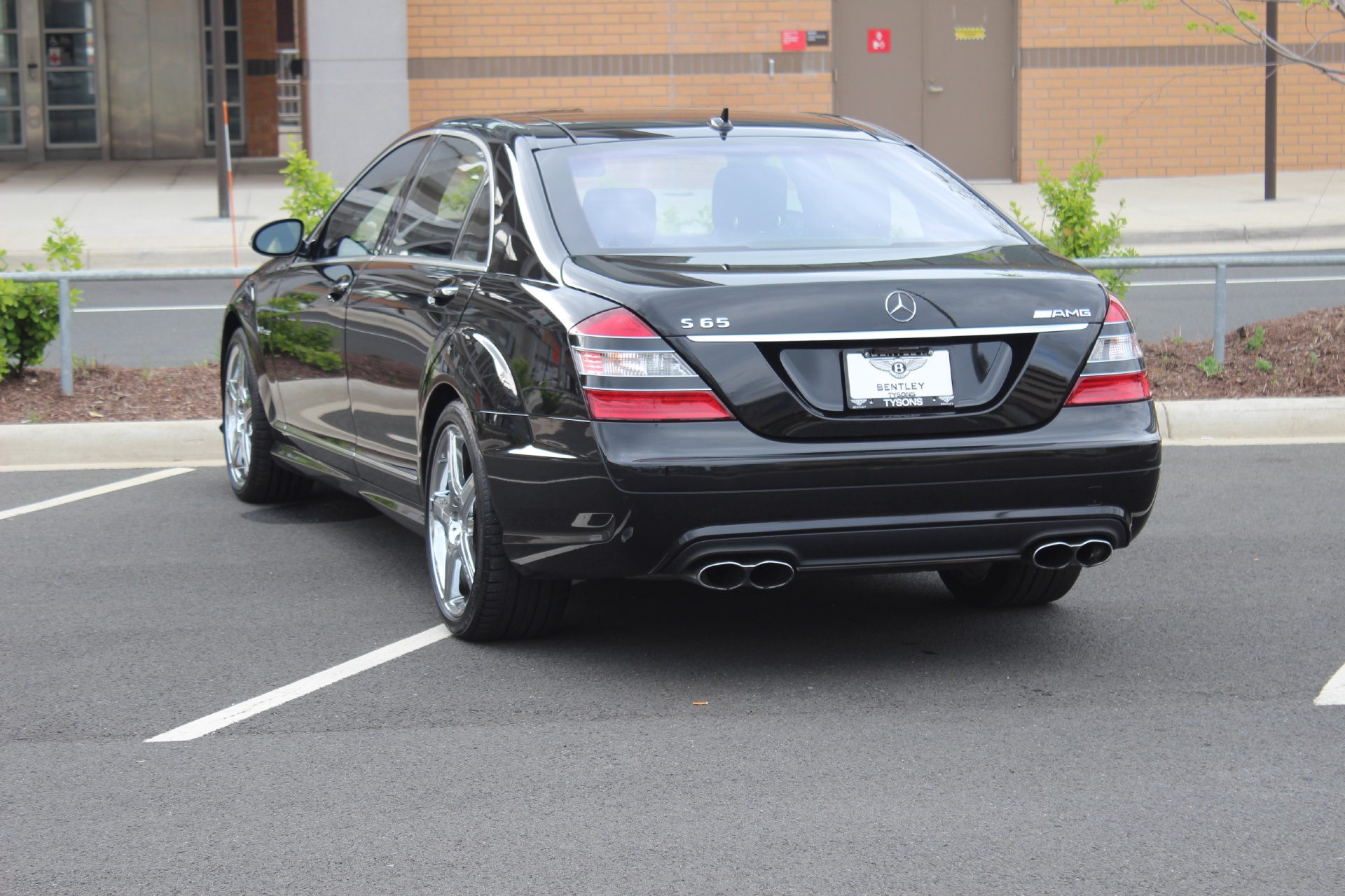 2007 mercedes benz s class s65 amg stock p116978 for sale near vienna va va mercedes benz. Black Bedroom Furniture Sets. Home Design Ideas