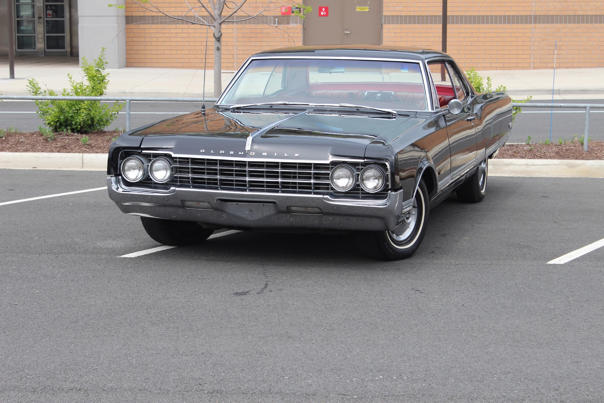 How To Get A Free Carfax Report >> 1965 Oldsmobile 98 Stock # 6NC050847B for sale near Vienna, VA | VA Oldsmobile Dealer For Sale ...