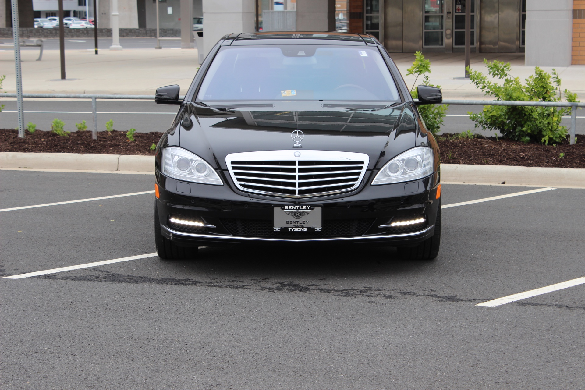 2013 mercedes benz s class s550 4matic stock da508990a for Mercedes benz tysons service