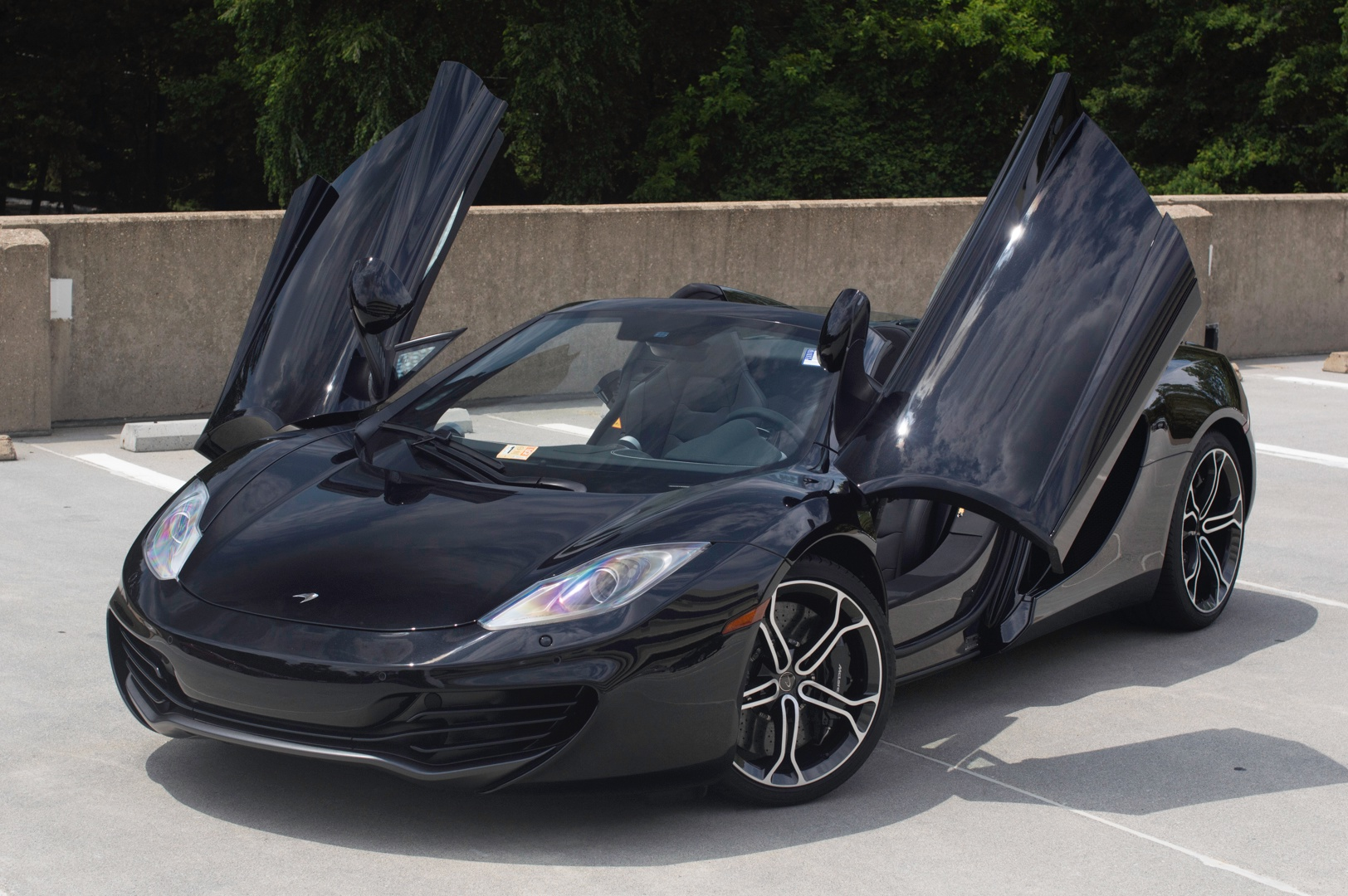2014 mclaren mp4 12c stock 4n003501 for sale near vienna. Black Bedroom Furniture Sets. Home Design Ideas