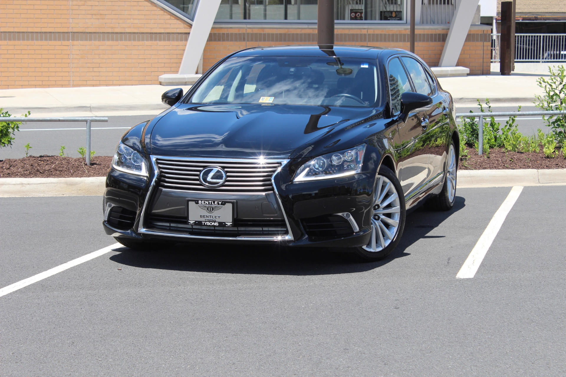 sedan of more angular sale flagship ls is a for news front timeline lexus brief