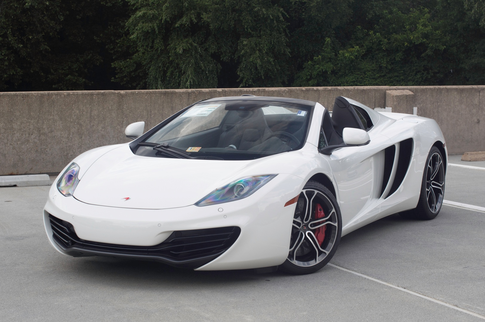 2014 mclaren mp4 12c stock 4n003415 for sale near vienna. Black Bedroom Furniture Sets. Home Design Ideas