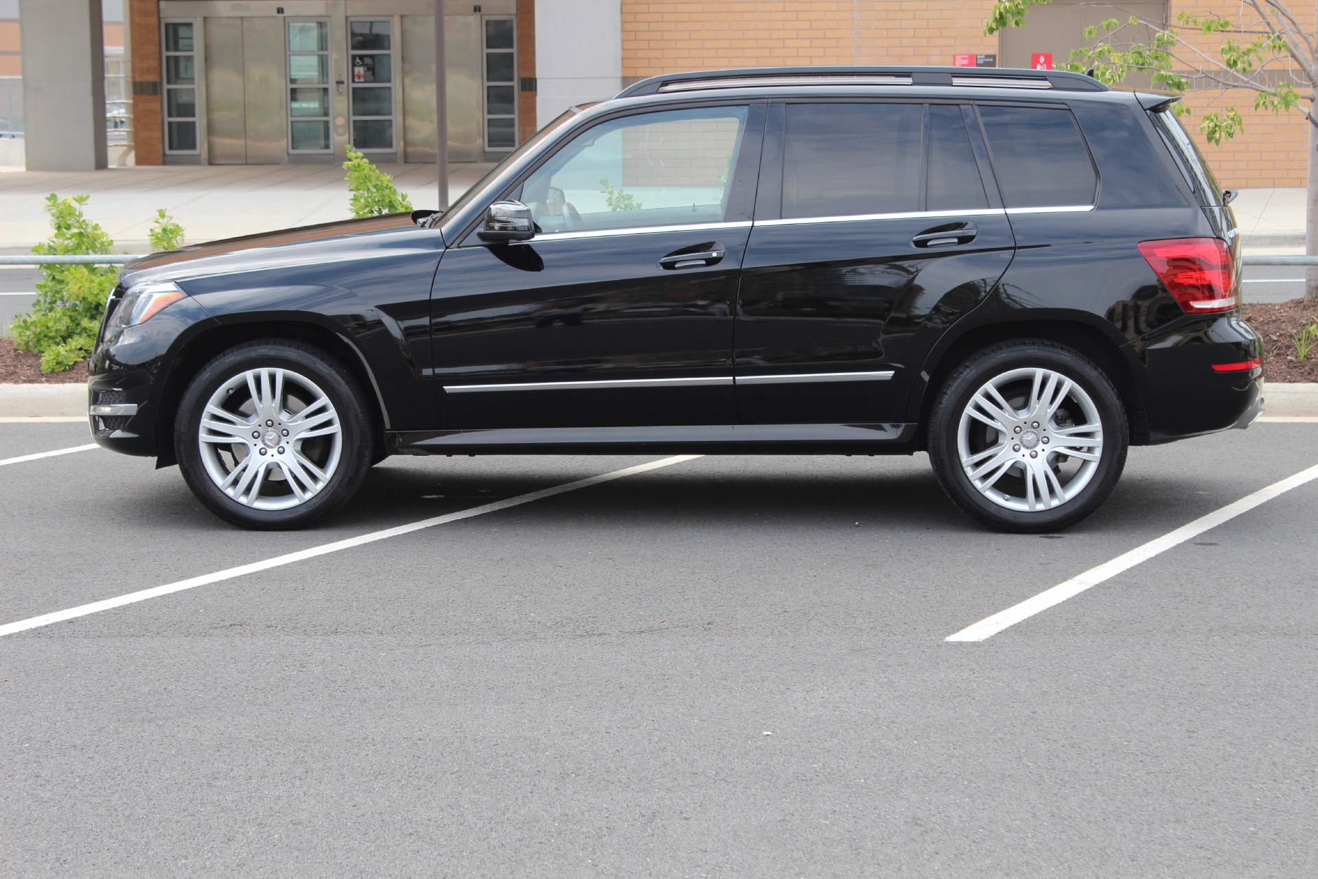 2013 mercedes benz glk glk350 4matic stock p046021 for for Mercedes benz glk 350 maintenance schedule