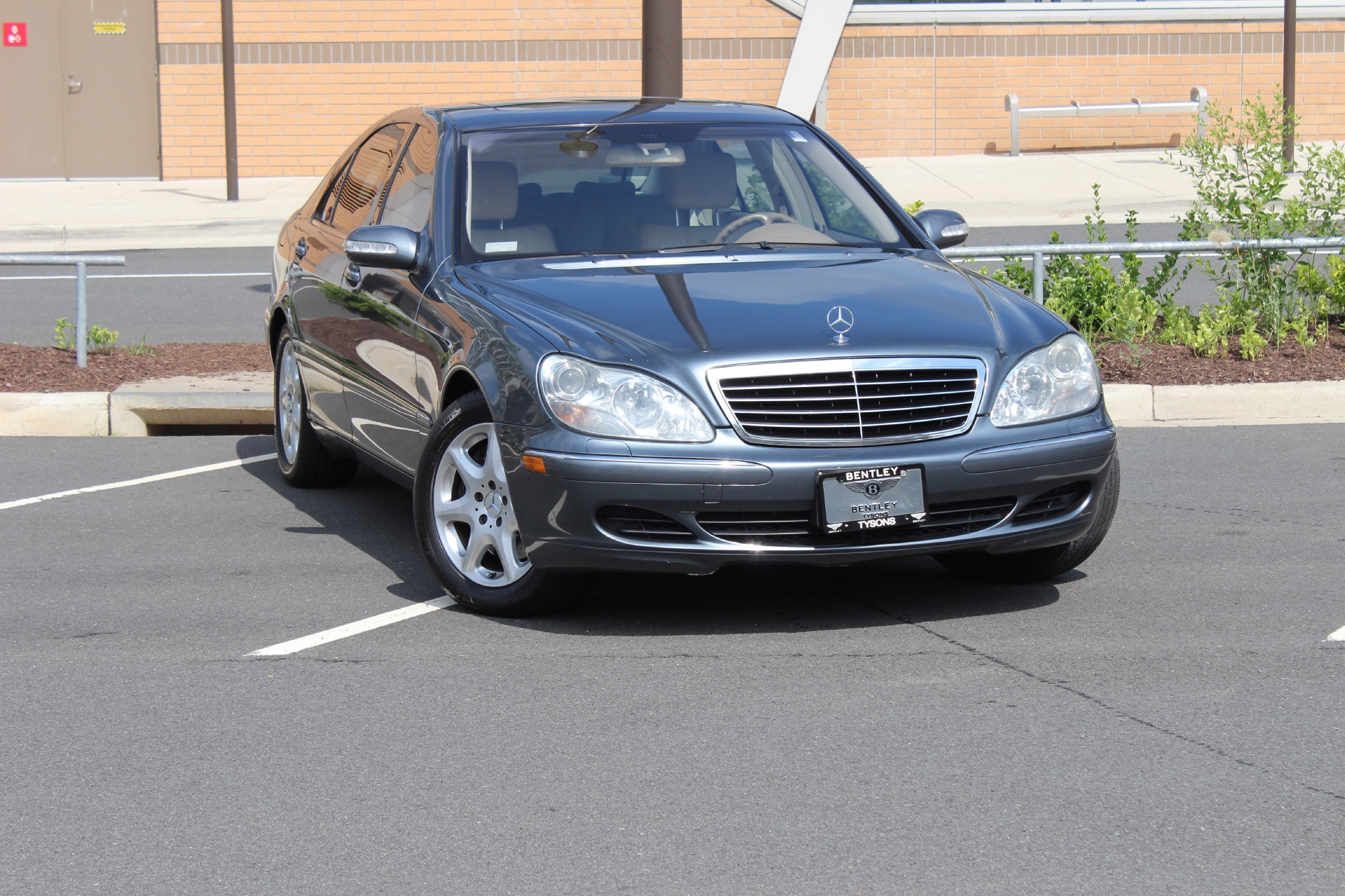 2006 mercedes benz s class s430 4matic stock da508990b for Mercedes benz dealer in va