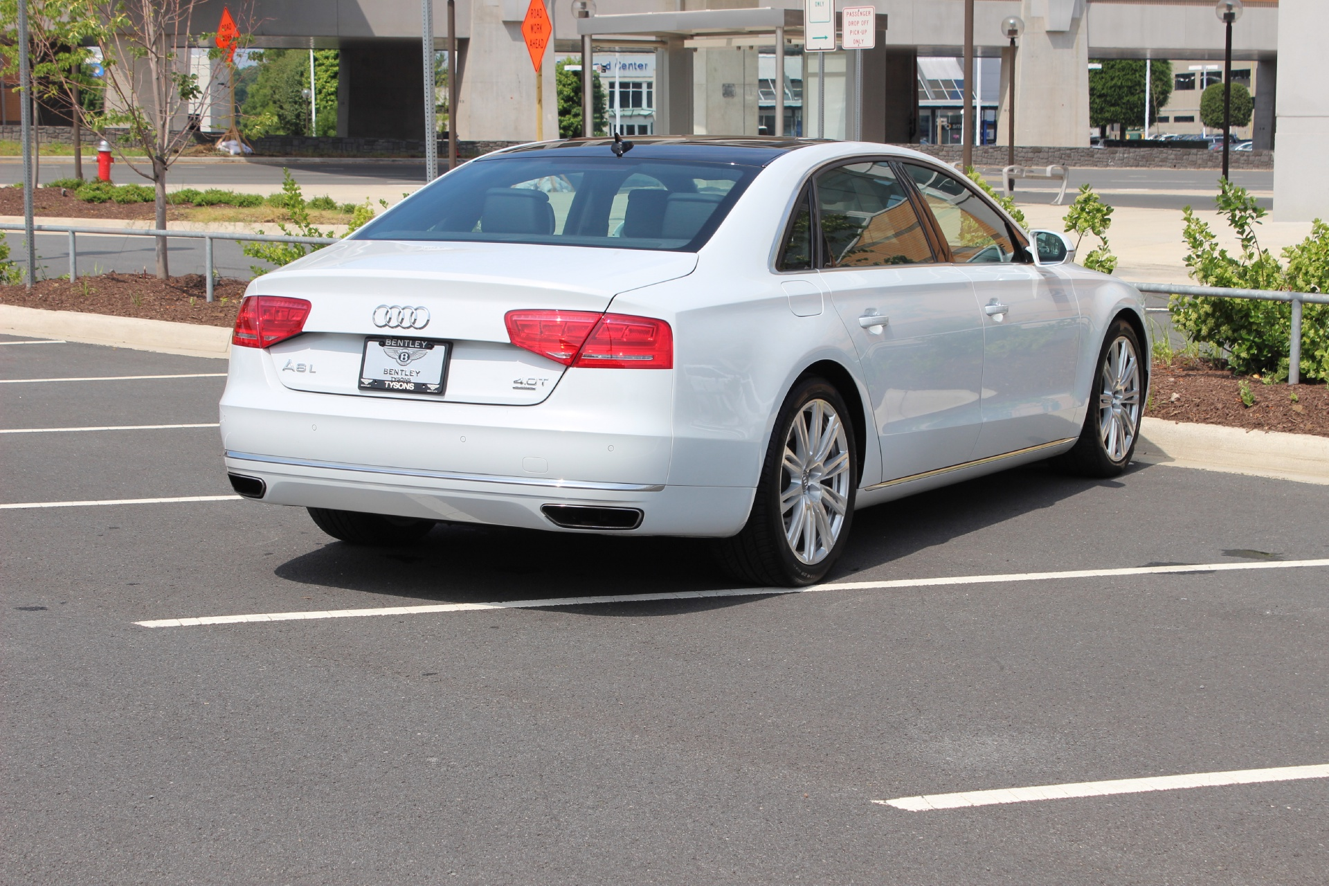 2013 audi a8 l 4 0t quattro stock 6ncg8051361b for sale near vienna va va audi dealer for. Black Bedroom Furniture Sets. Home Design Ideas