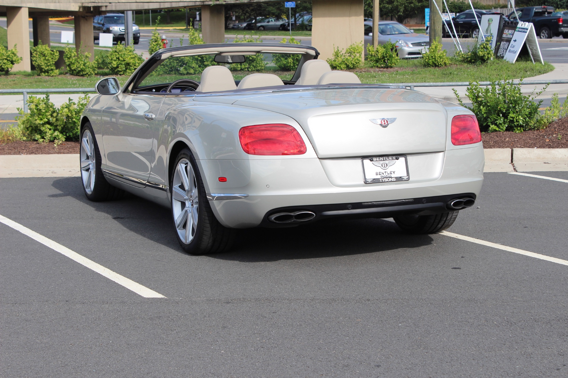 2013 Bentley Continental GTC V8 Stock # P081902 for sale near Vienna ...