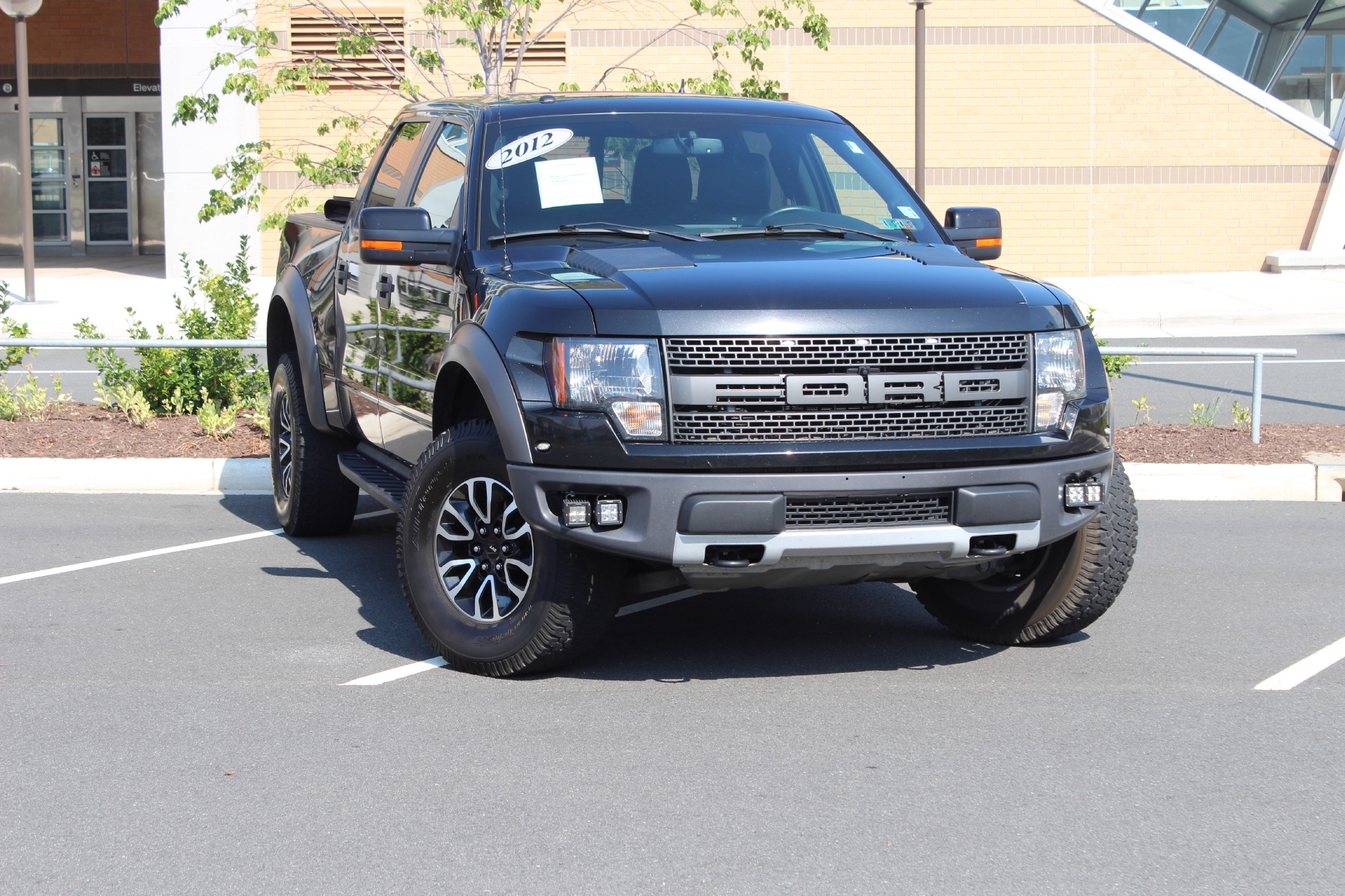 2012 ford f 150 svt raptor stock 6ncg8051361c for sale. Black Bedroom Furniture Sets. Home Design Ideas