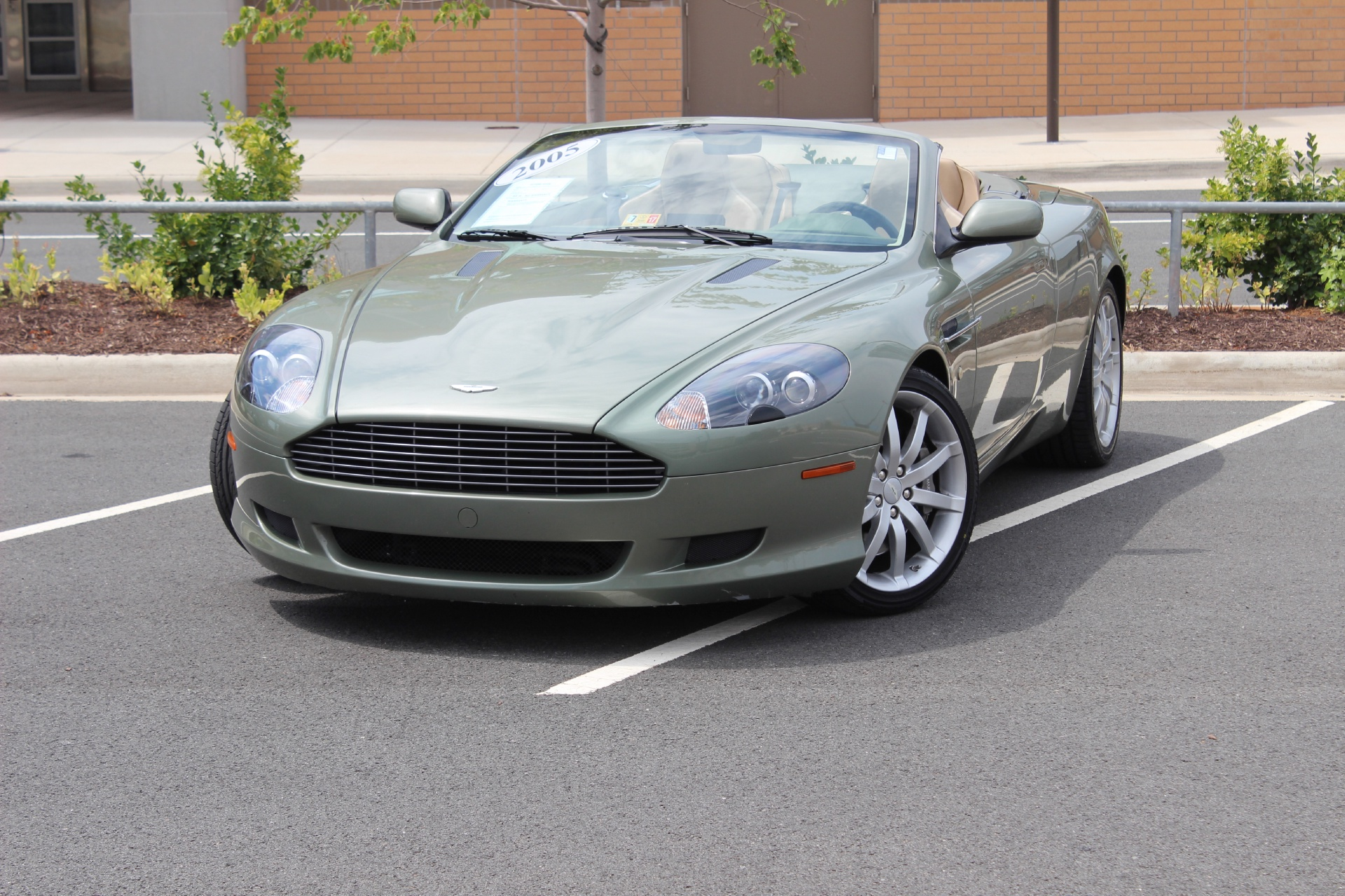 Aston Martin DB Volante Stock PA For Sale Near Vienna - Aston martin db9 pre owned