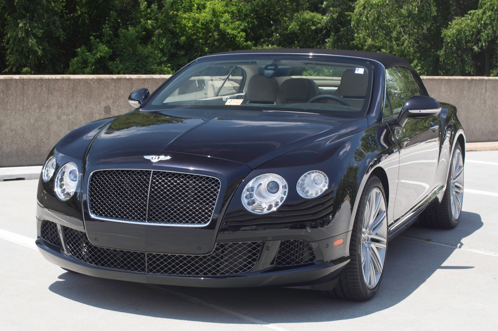 2014 Bentley Continental GT Speed Stock # 4N093797 for sale near ...