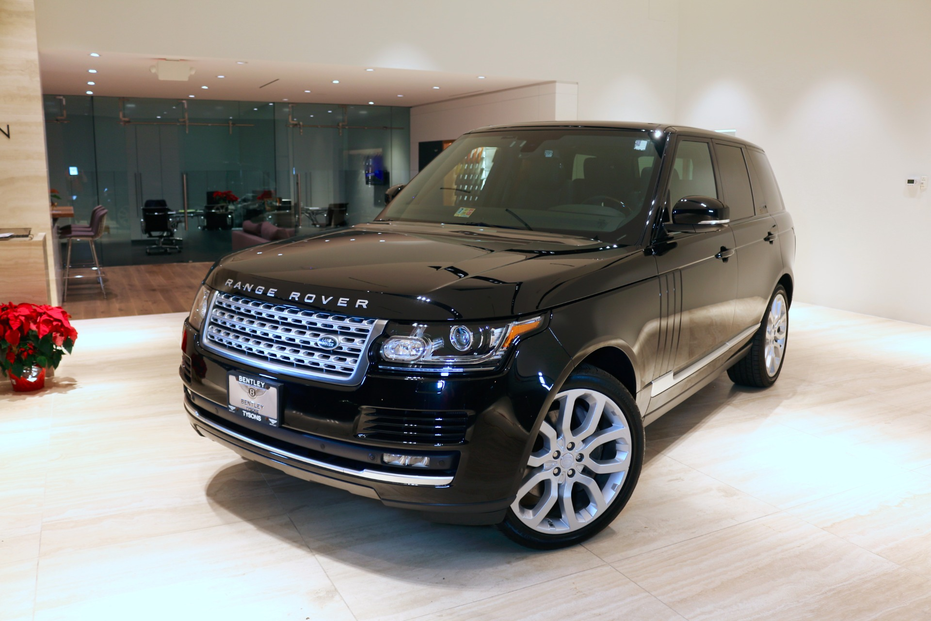 2015 land rover range rover supercharged stock p239099a for sale near vienna va va land - Land rover garage near me ...