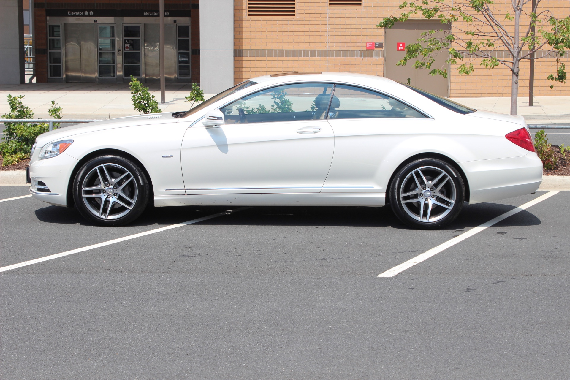 2012 mercedes benz cl class cl550 4matic stock p079423a for Mercedes benz dealership for sale