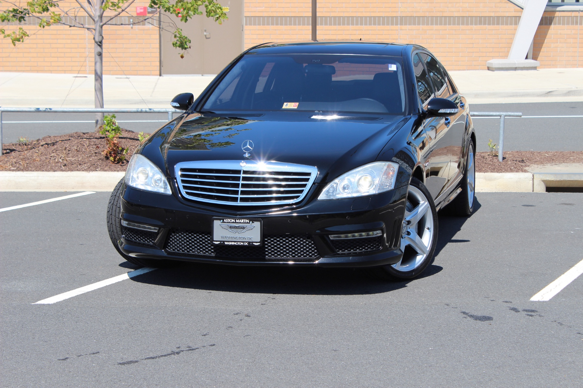 2008 mercedes benz s class s63 amg stock 6d20078a for for Mercedes benz dealer in va