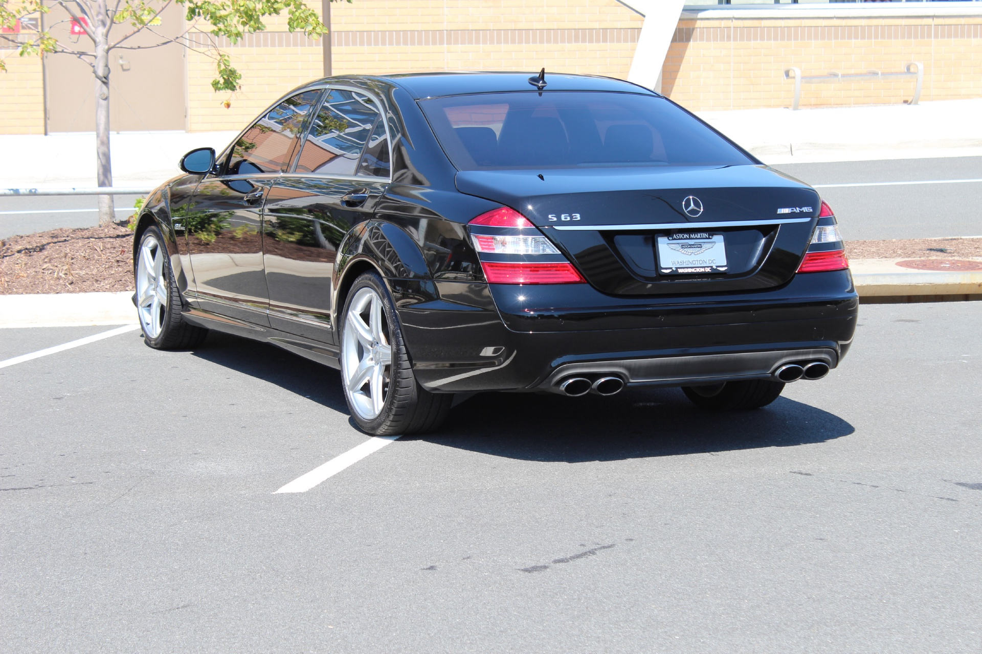 2008 mercedes benz s class s63 amg stock 6d20078a for for Mercedes benz tysons service