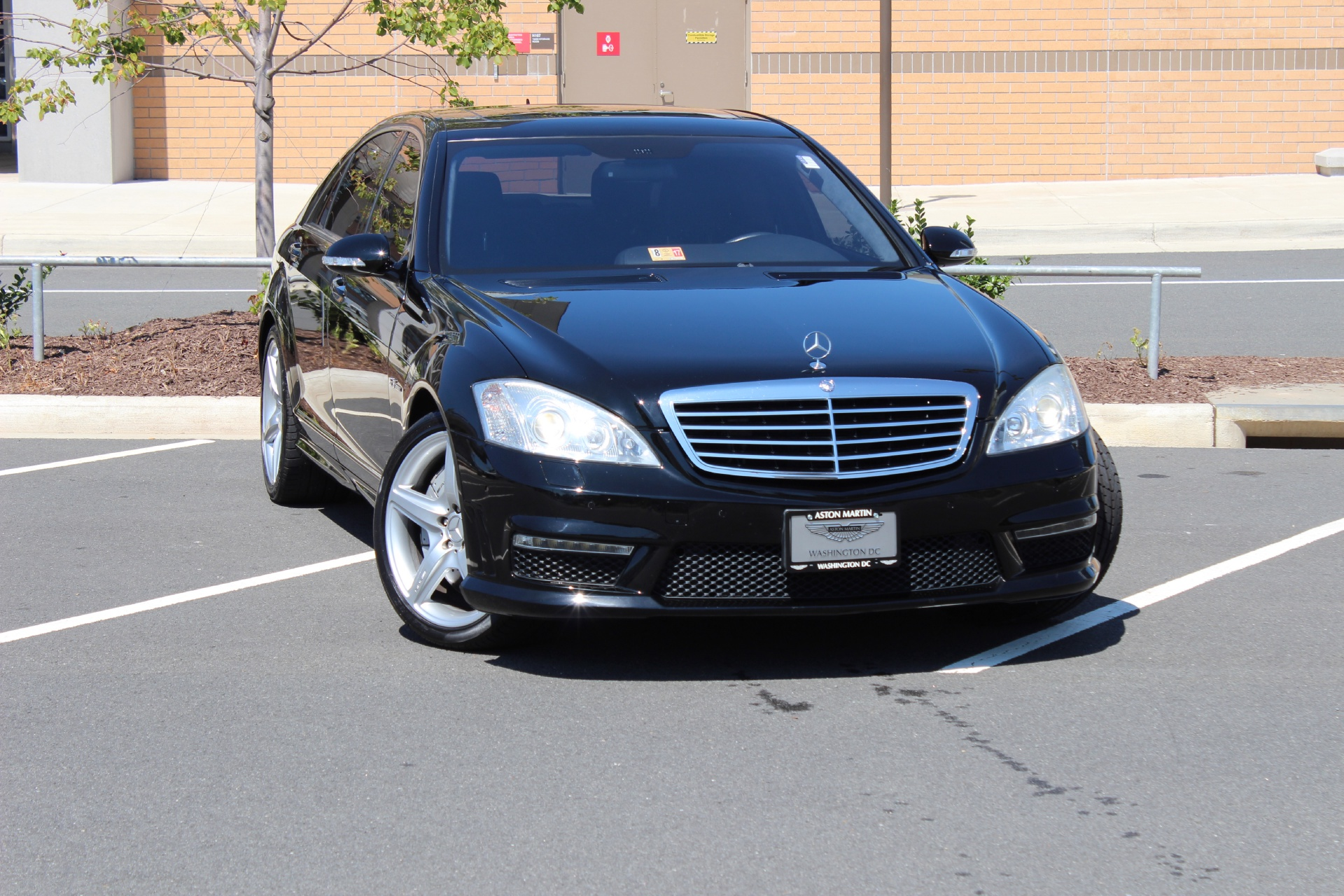 2008 mercedes benz s class s63 amg stock 6d20078a for for Mercedes benz dealers virginia