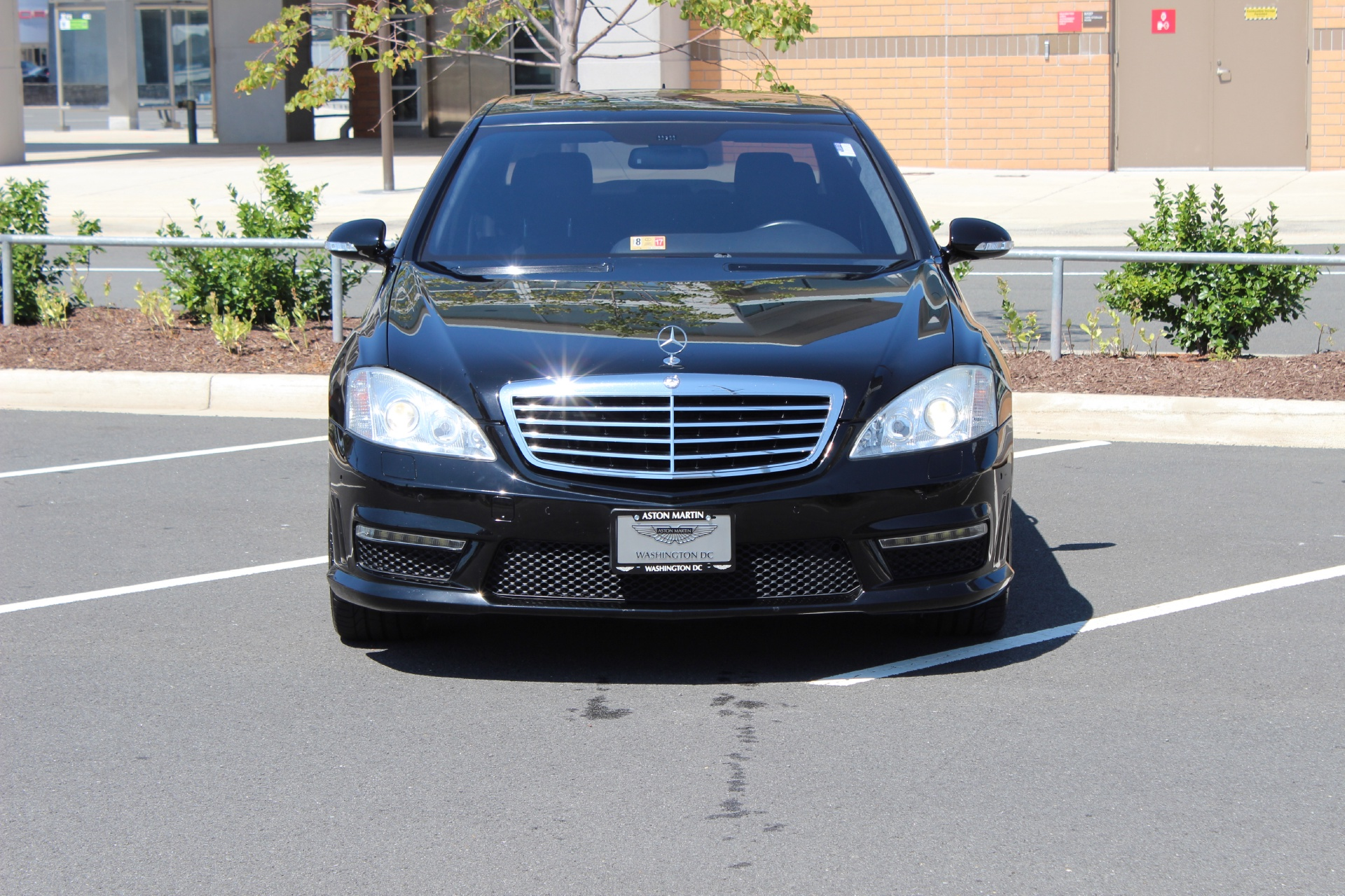 2008 mercedes benz s class s63 amg stock 6d20078a for for Mercedes benz vienna
