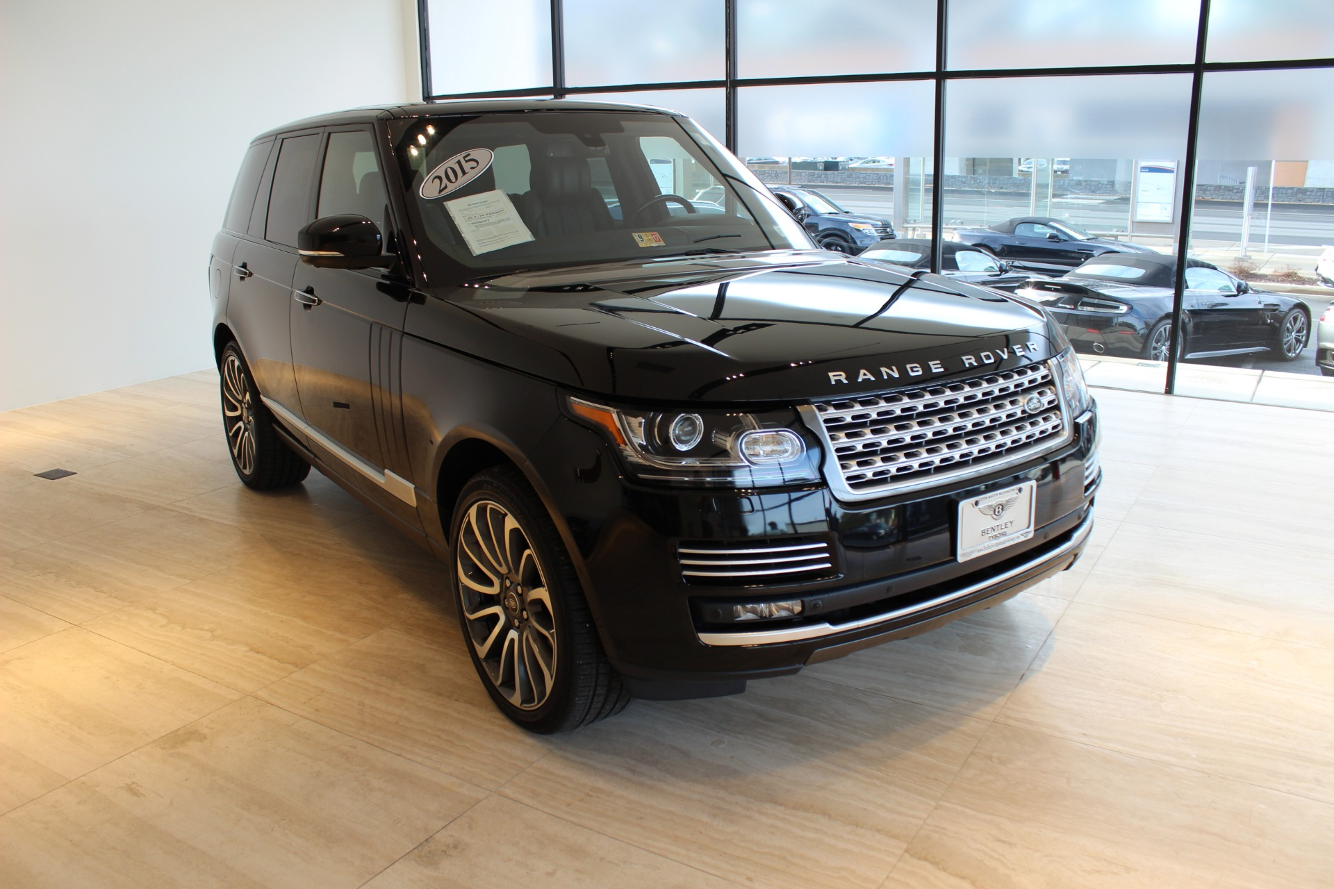 2015 land rover range rover autobiography stock 7n013105a for sale near vienna va va land. Black Bedroom Furniture Sets. Home Design Ideas