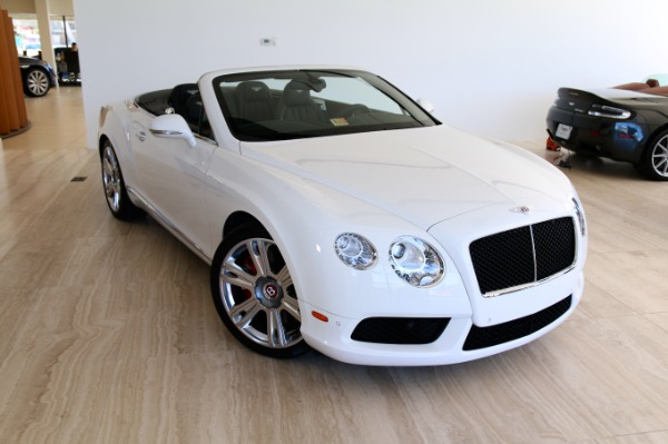 Used 2014 Bentley Continental GTC V8-Vienna, VA