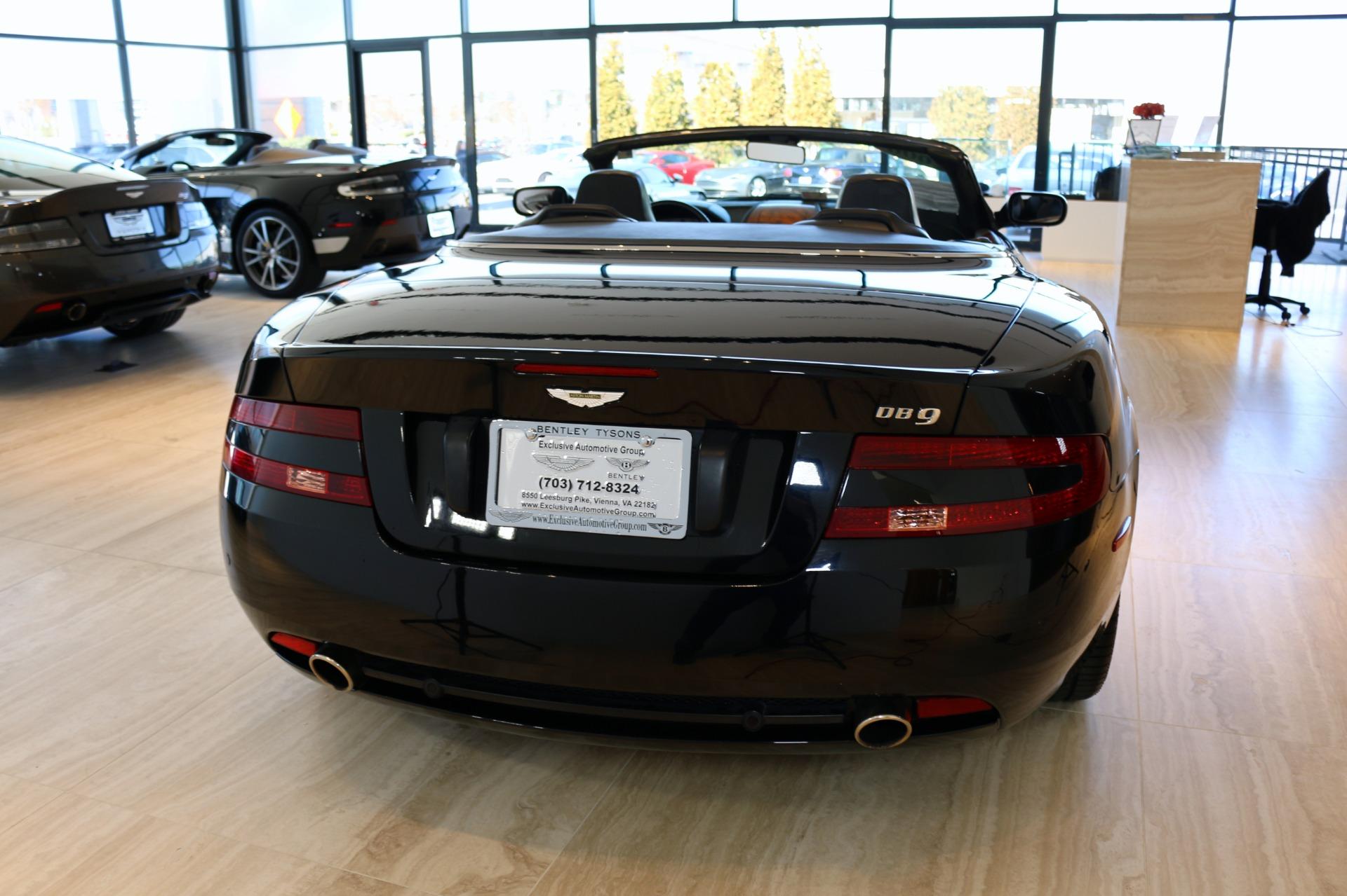 Aston Martin DB Volante Stock PB For Sale Near Vienna - 2006 aston martin db9 volante