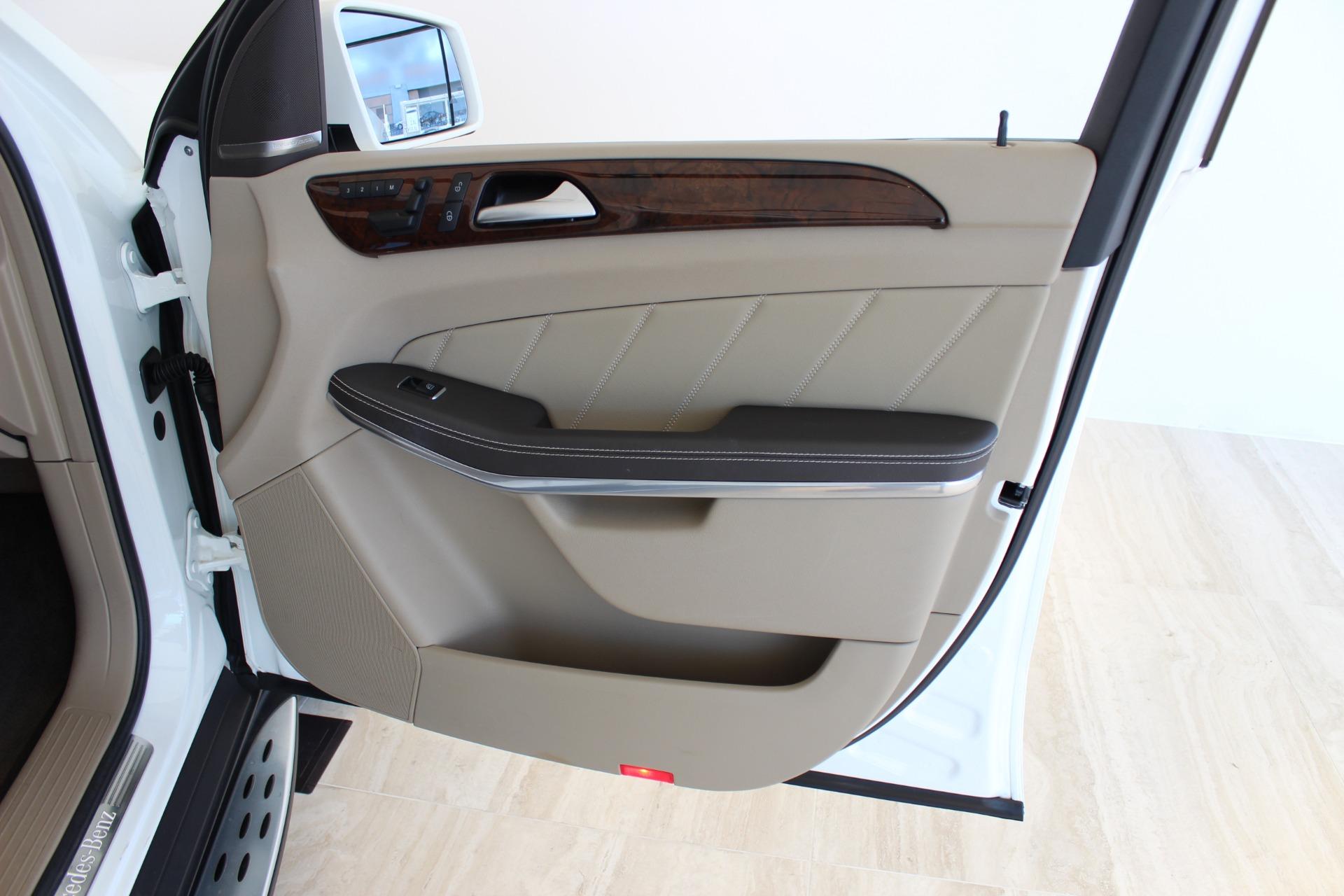 Used 2017 Mercedes Benz Gl Cl Gl550 4matic Vienna Va