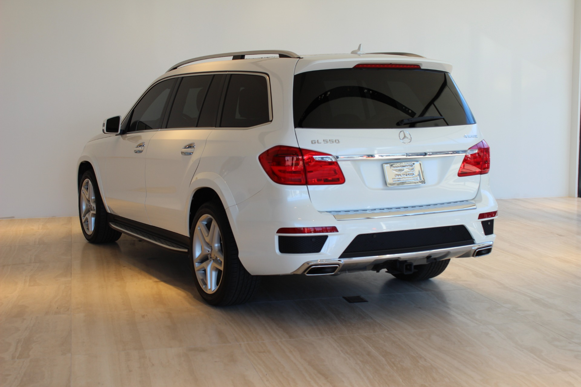 2014 mercedes benz gl class gl550 4matic stock 6w000819b for Mercedes benz dealership for sale