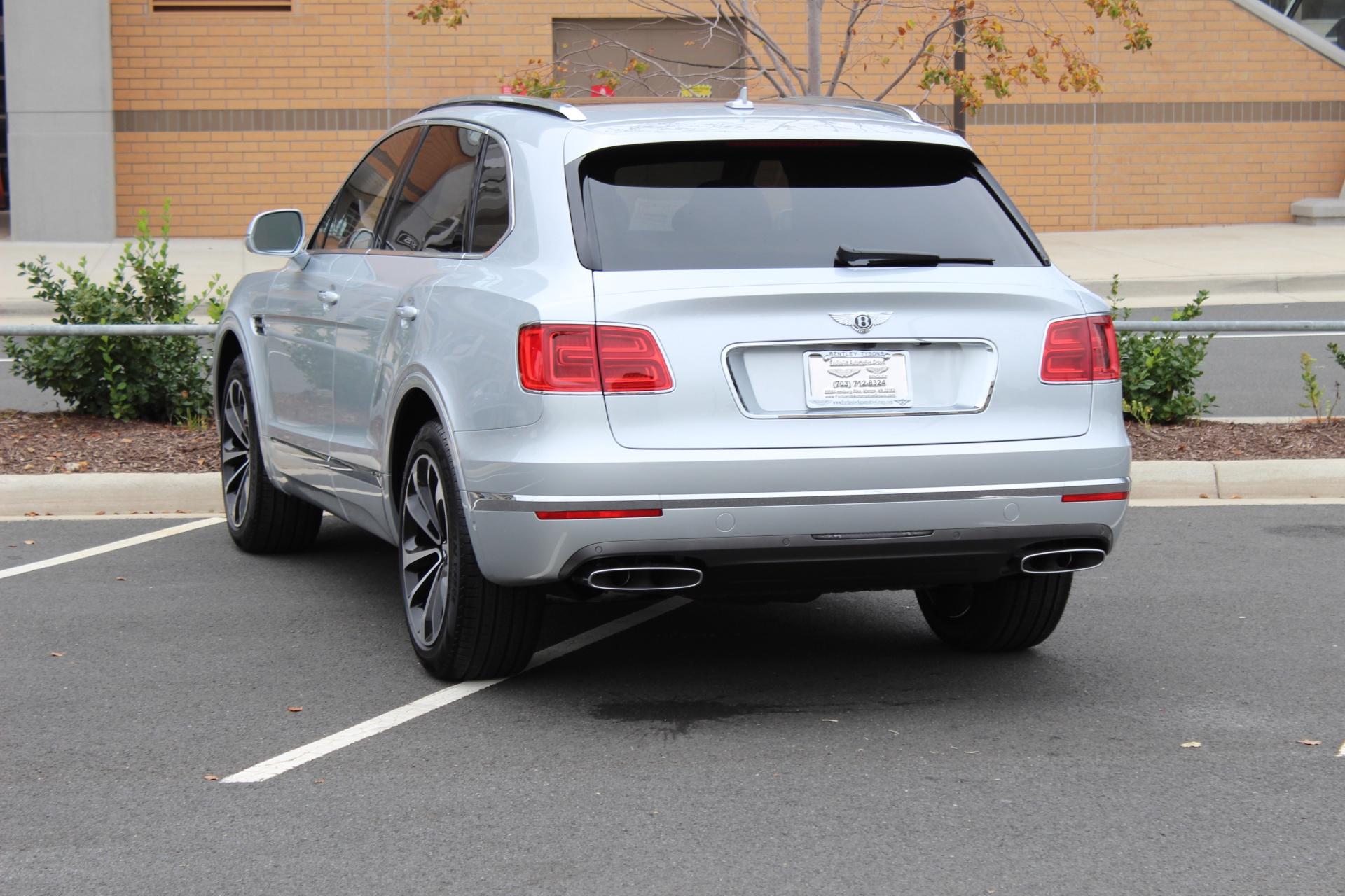 2017 Bentley Bentayga Stock 7NC for sale near Vienna VA