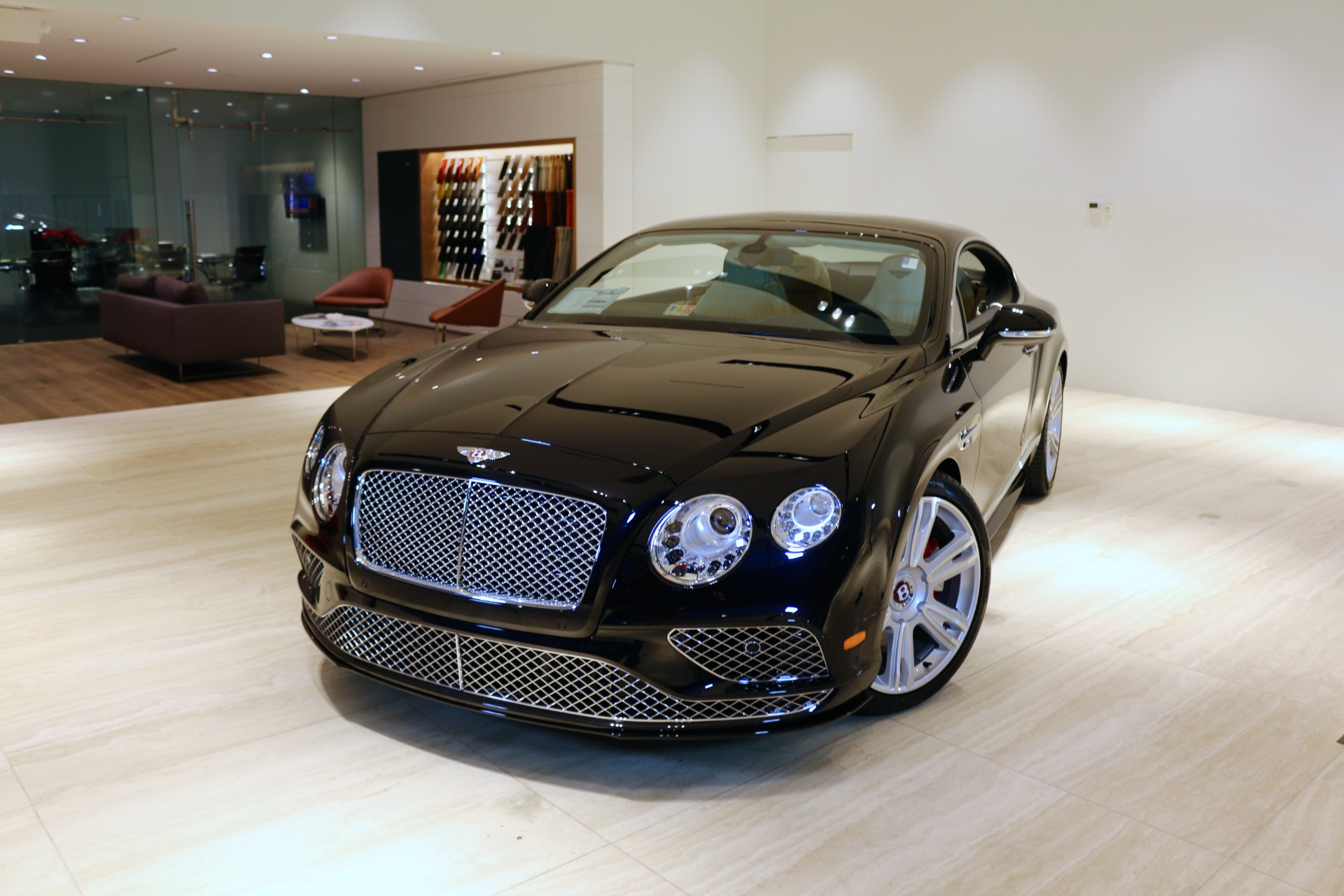 Bentley continental gt lease