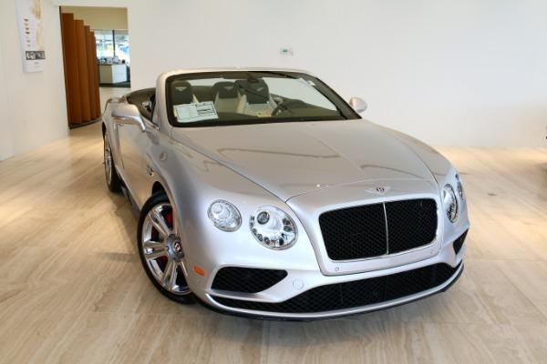 New 2017 Bentley Continental GTC-Vienna, VA