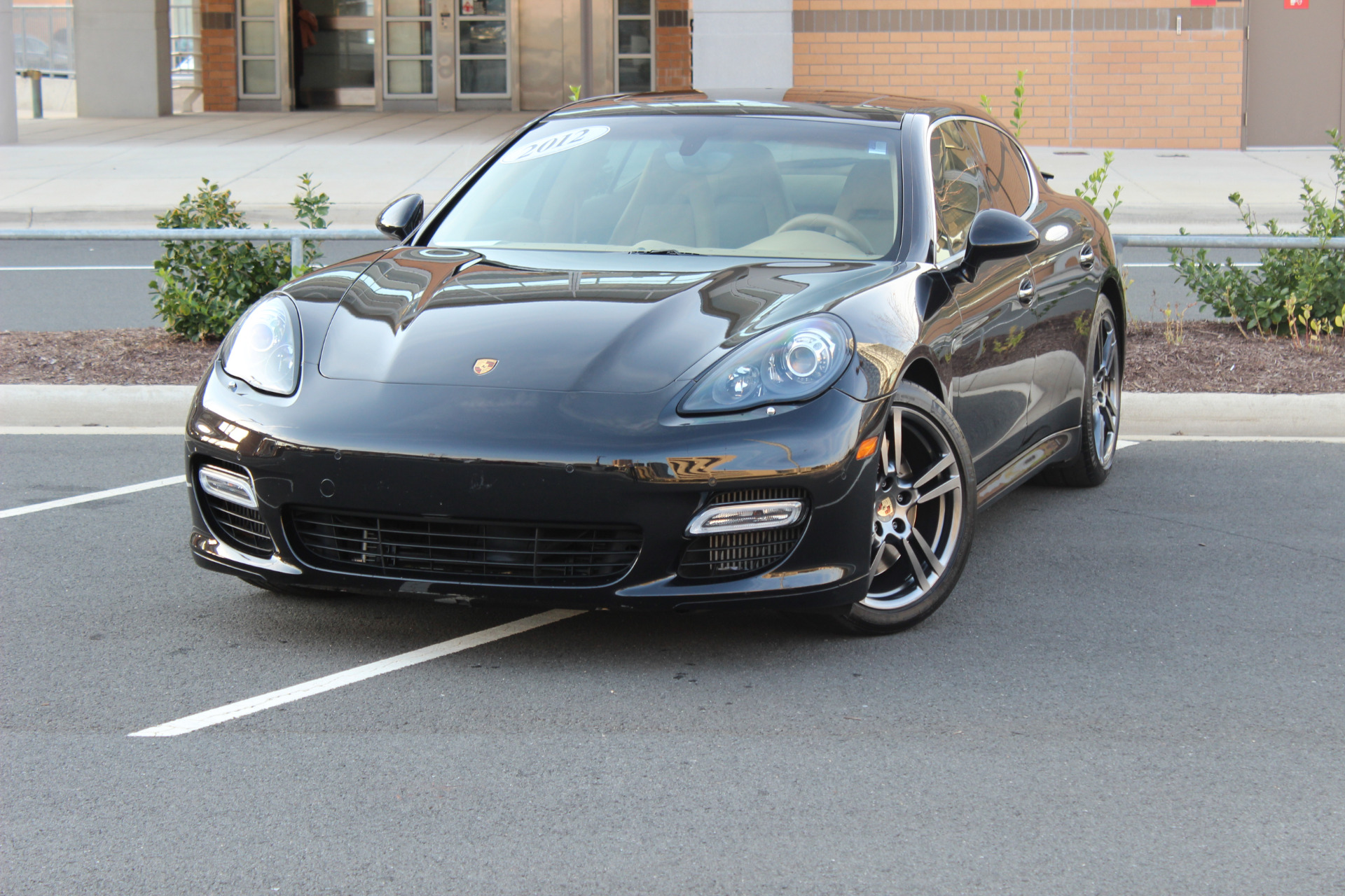 2012 porsche panamera turbo stock 5nc050691c for sale. Black Bedroom Furniture Sets. Home Design Ideas