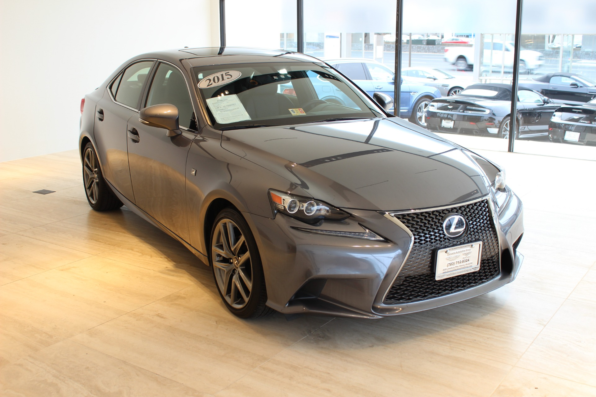 Lexus Crafted Line For Sale