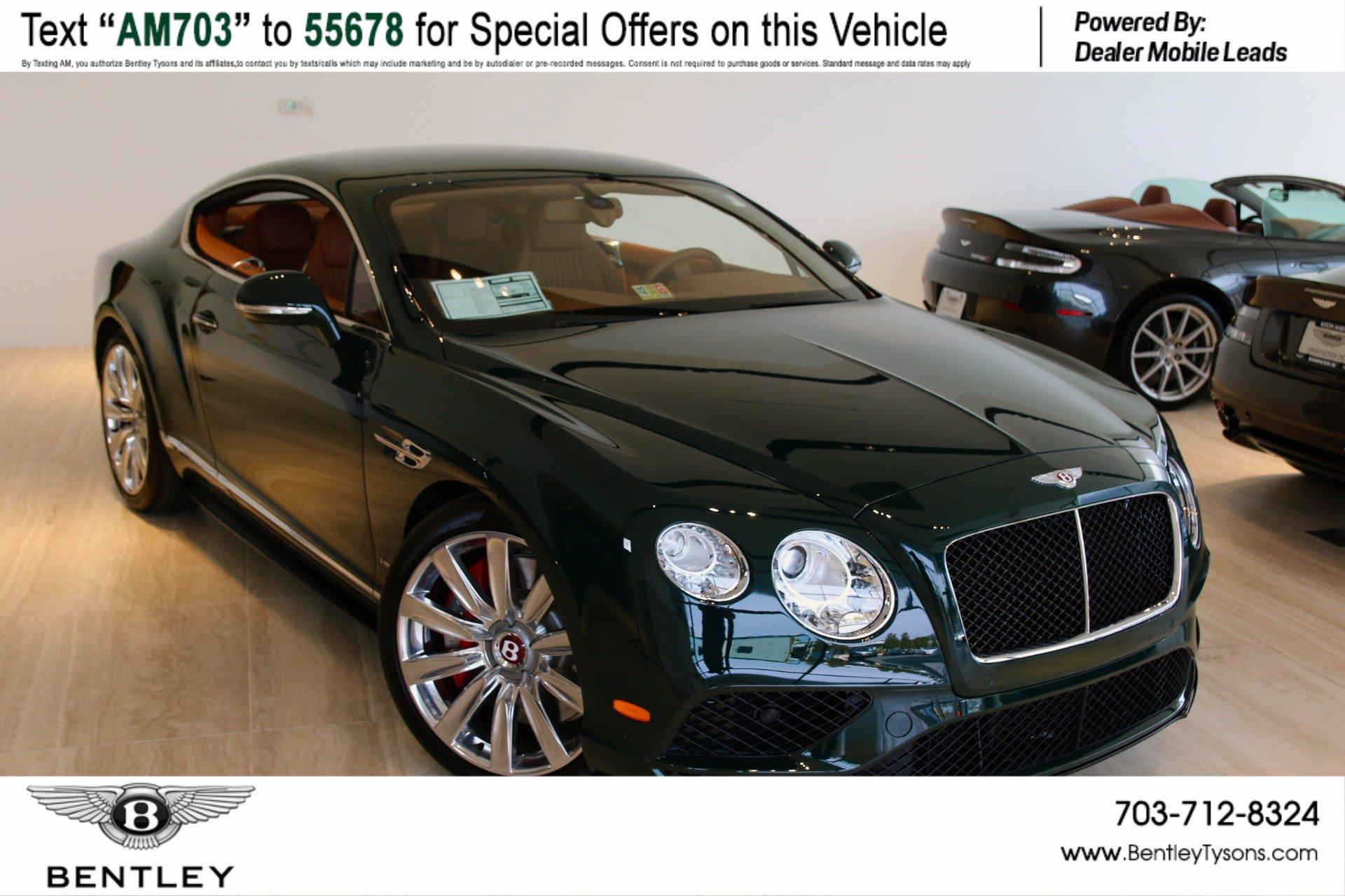2017 bentley continental gt v8 s stock # 7nc061201 for sale near