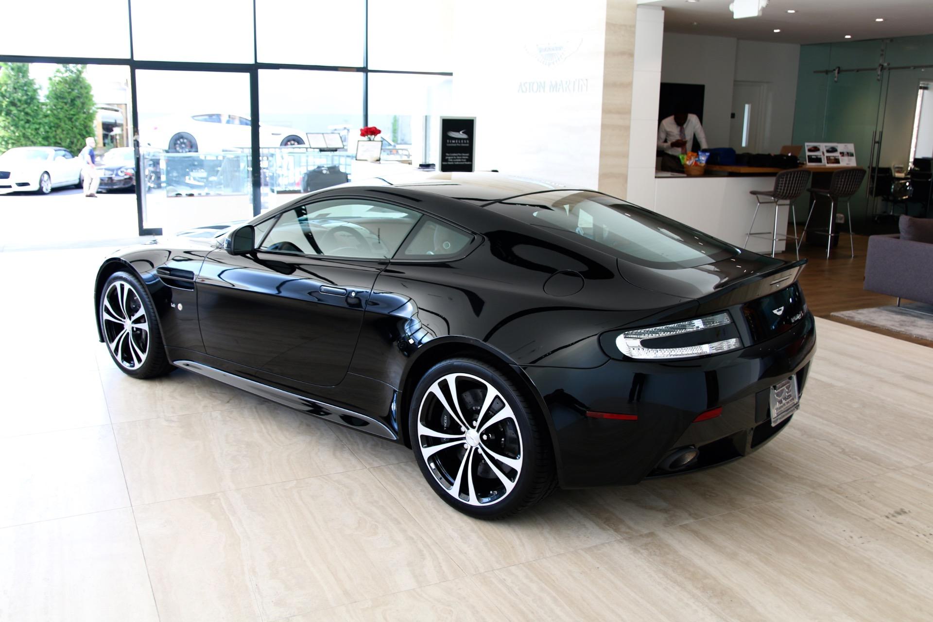 New 2017 Aston Martin V12 Vantage S Vienna Va
