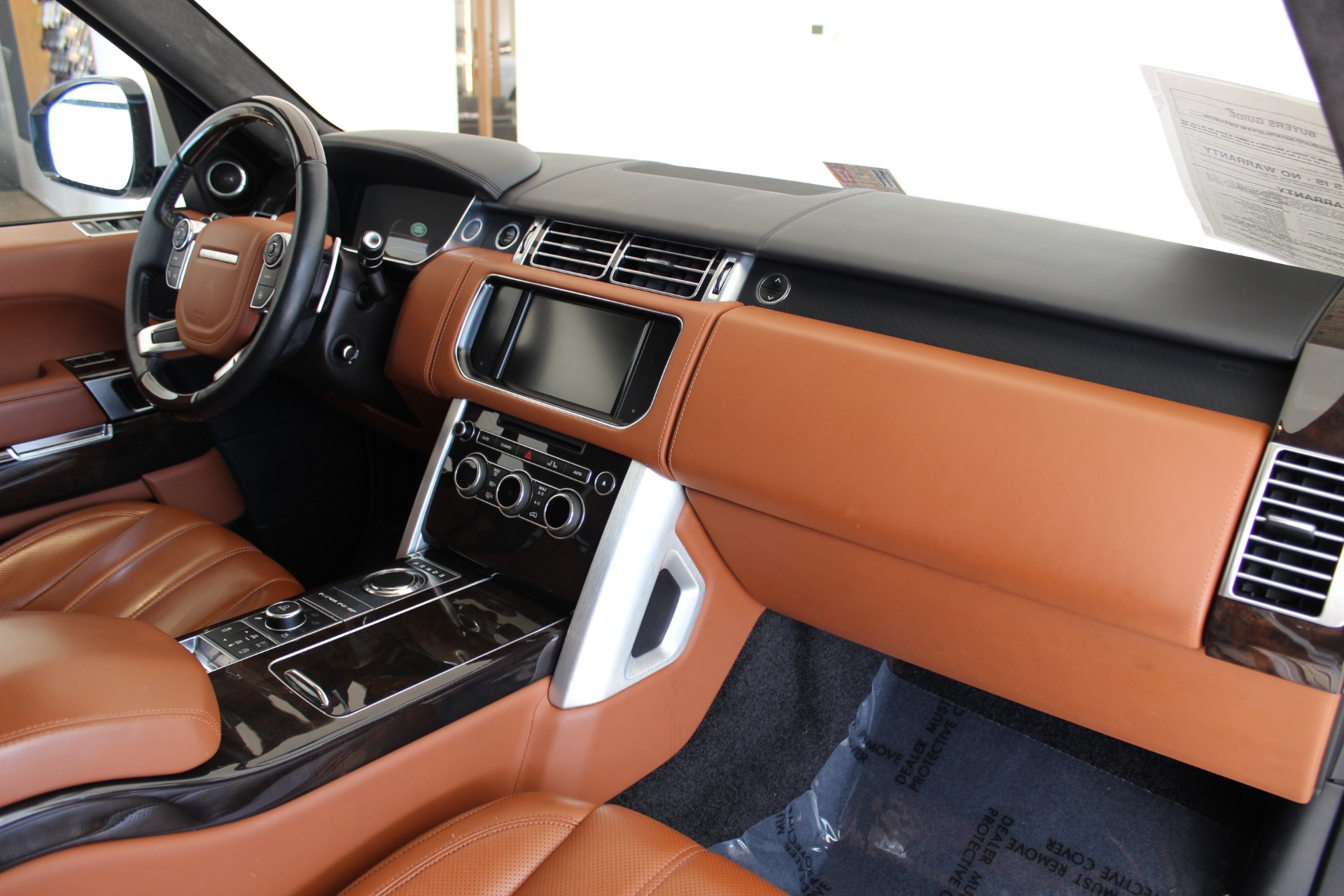 2014 land rover range rover autobiography stock 6nc058677c for