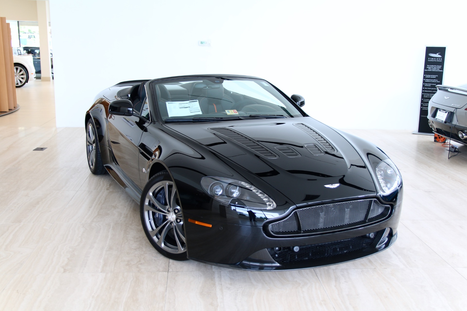 2017 aston martin v12 vantage s roadster stock # 7ns22786 for sale