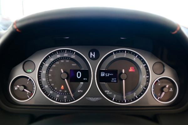 2017 Aston Martin V12 Vantage S Roadster Stock 7ns22786