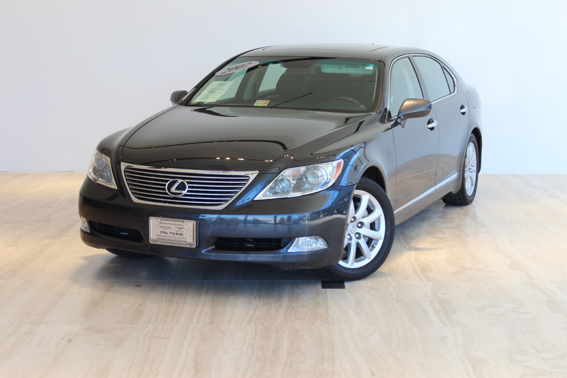 2007 lexus ls 460 l stock 5nc050691d for sale near vienna va va lexus dealer for sale in. Black Bedroom Furniture Sets. Home Design Ideas