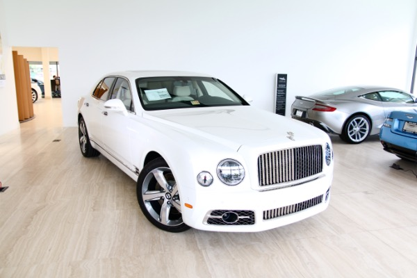 New 2017 BENTLEY Mulsanne-Vienna, VA