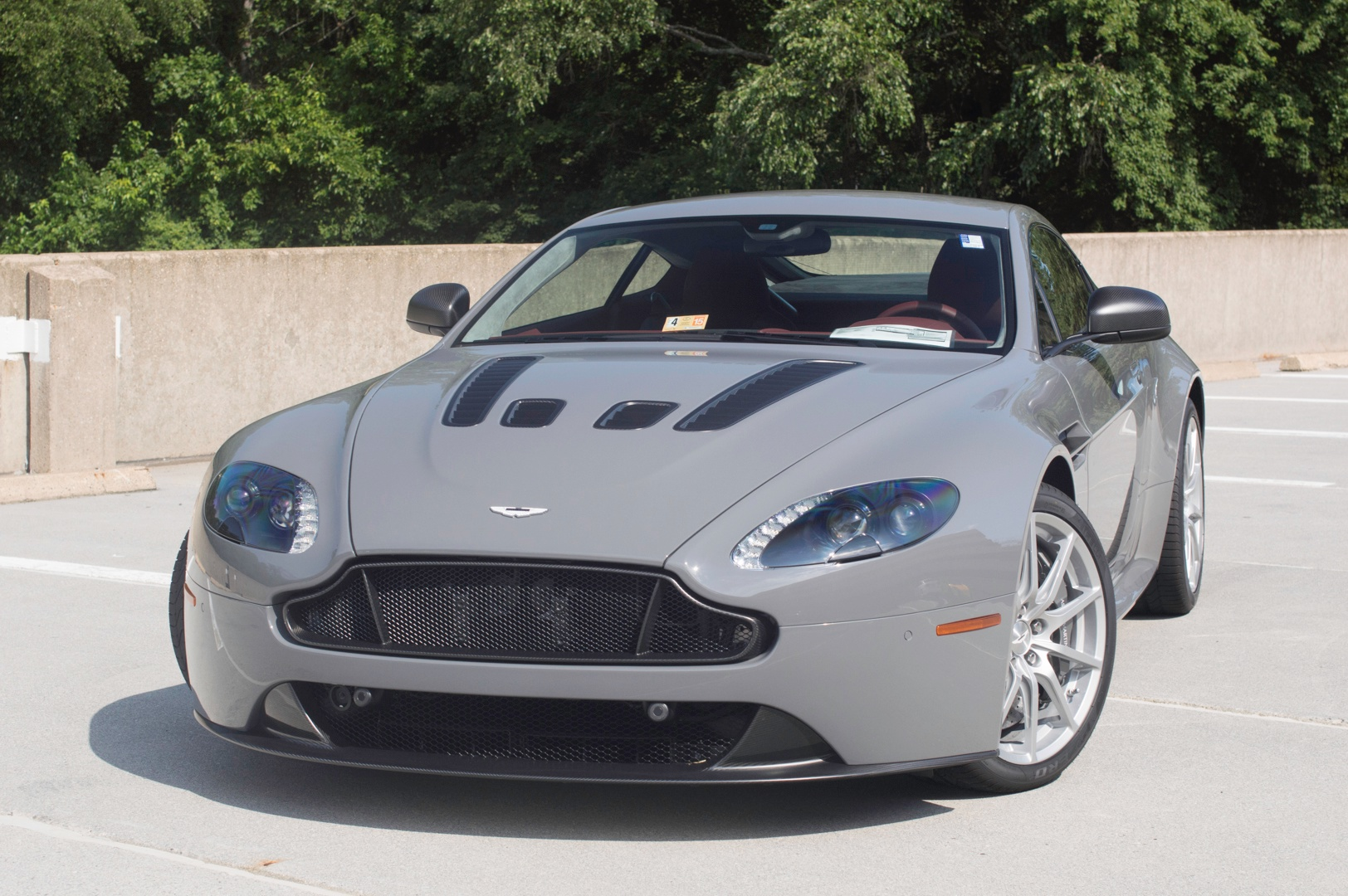 2015 aston martin v12 vantage coupe stock # 5ns01663 for sale near