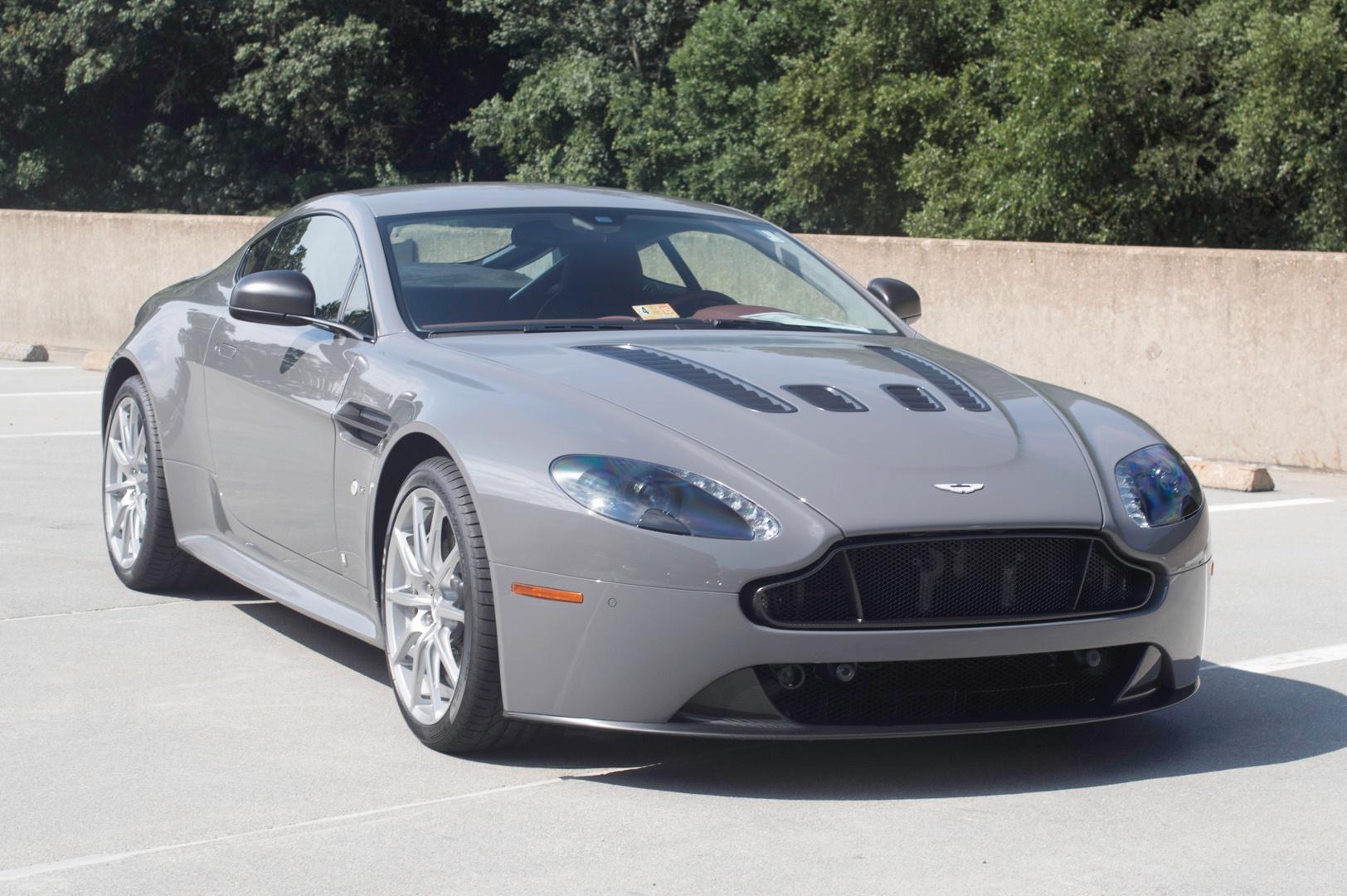 2015 Aston Martin V12 Vantage Coupe Stock 5ns01663 For Sale Near